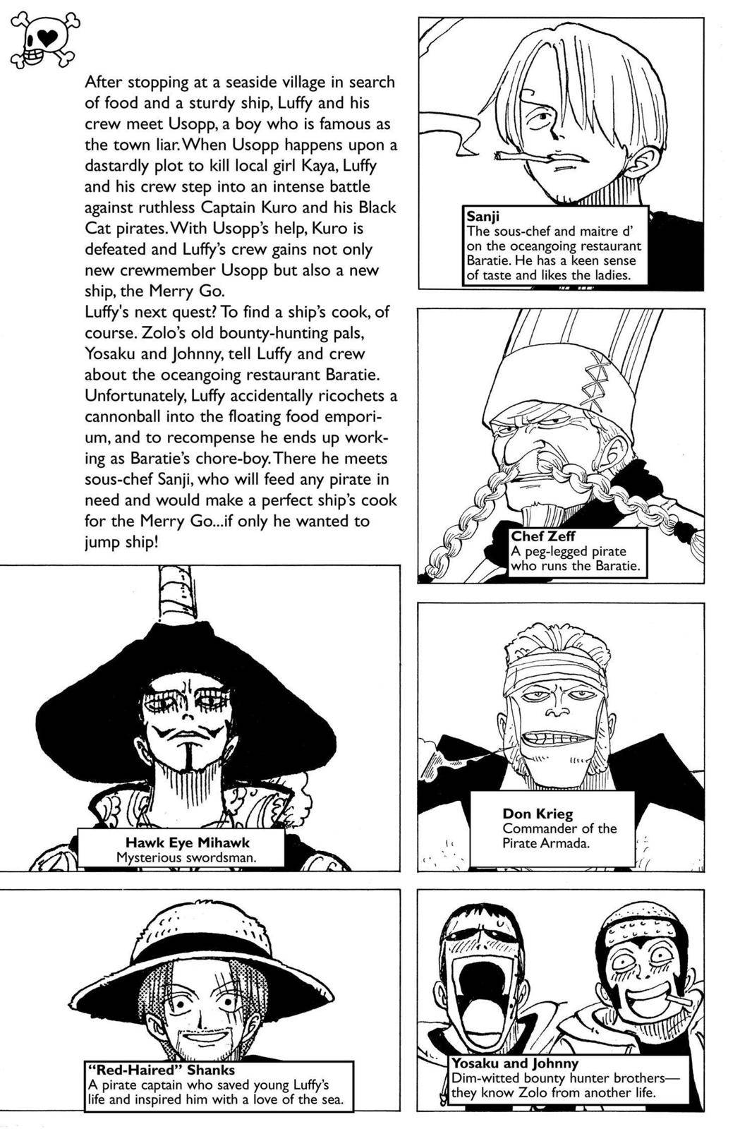 One Piece Chapter 45 Page 6