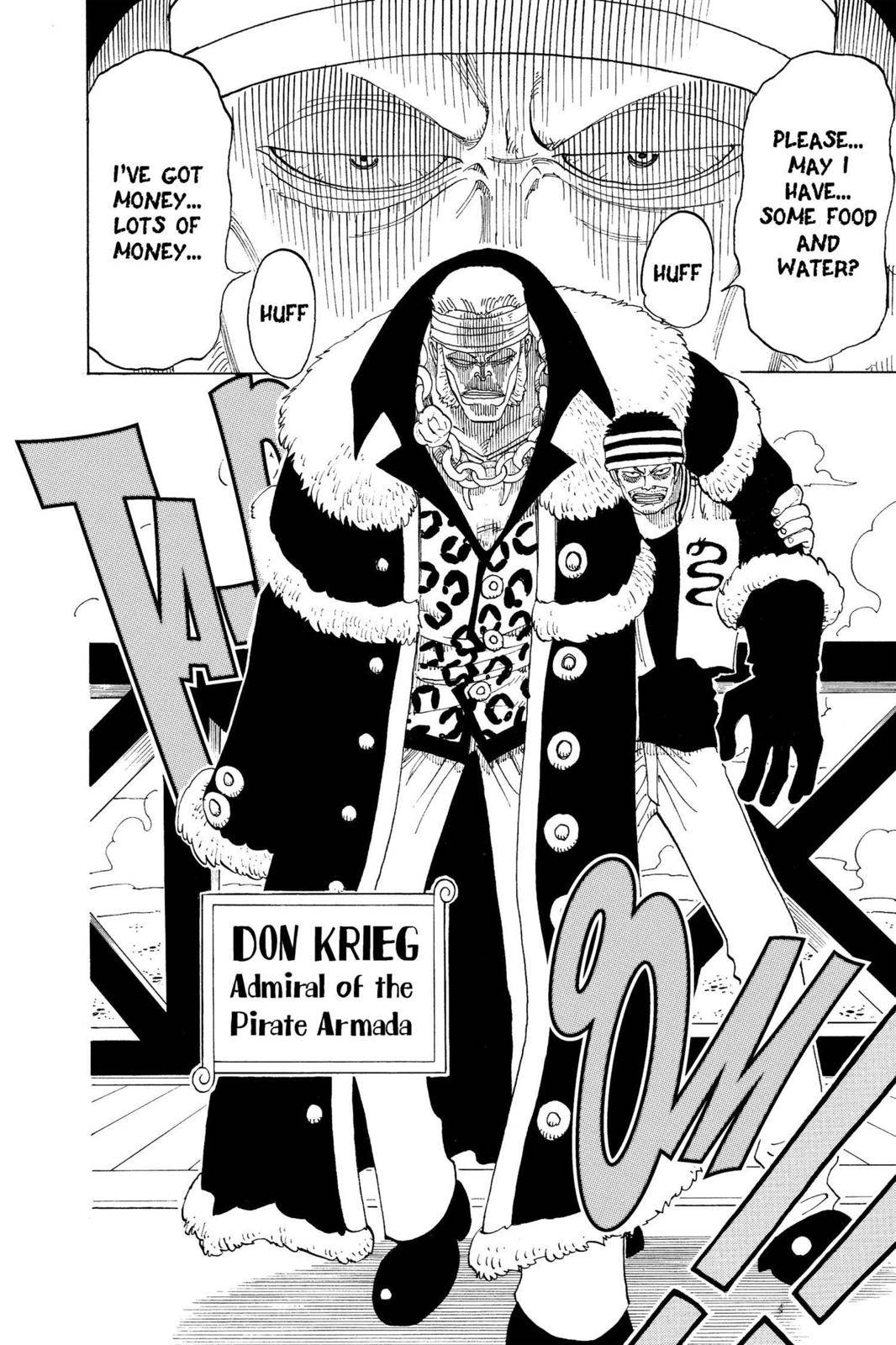 One Piece Chapter 46 Page 12