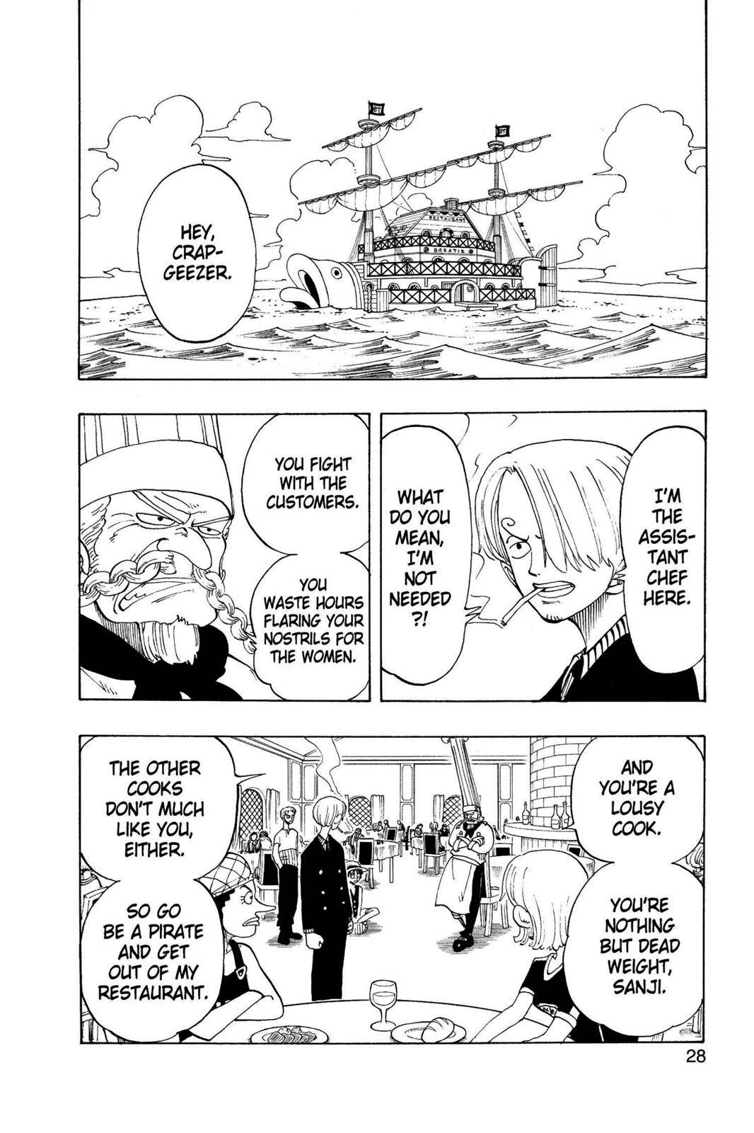 One Piece Chapter 46 Page 2