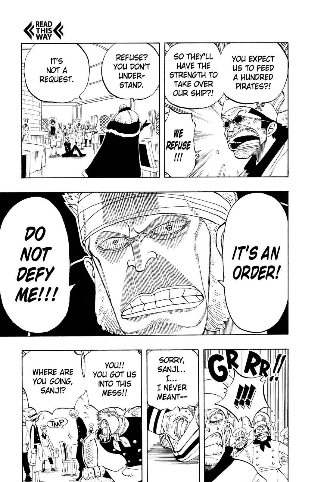 One Piece Chapter 47 Page 5