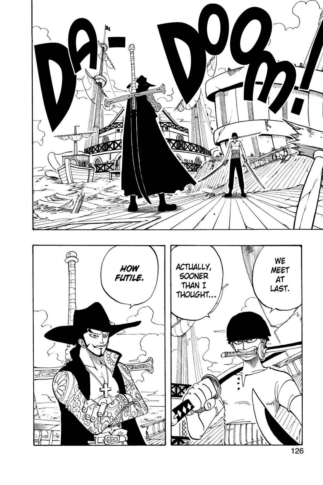 One Piece Chapter 51 Page 2