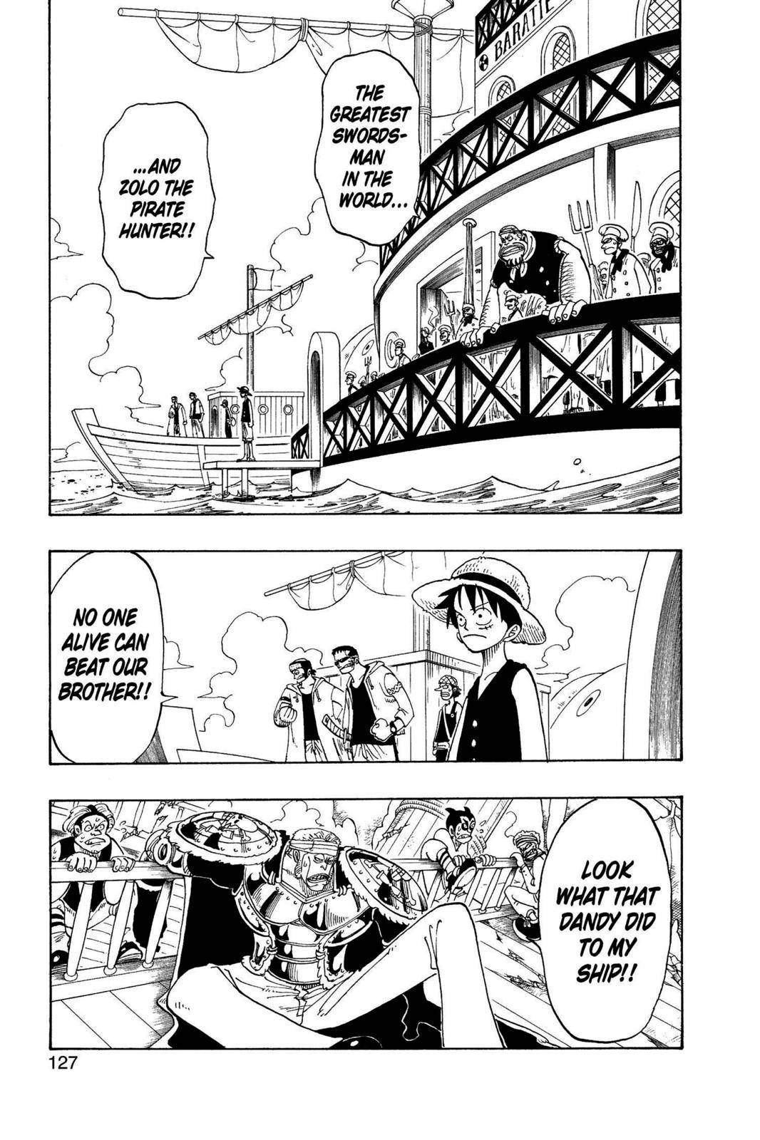 One Piece Chapter 51 Page 3