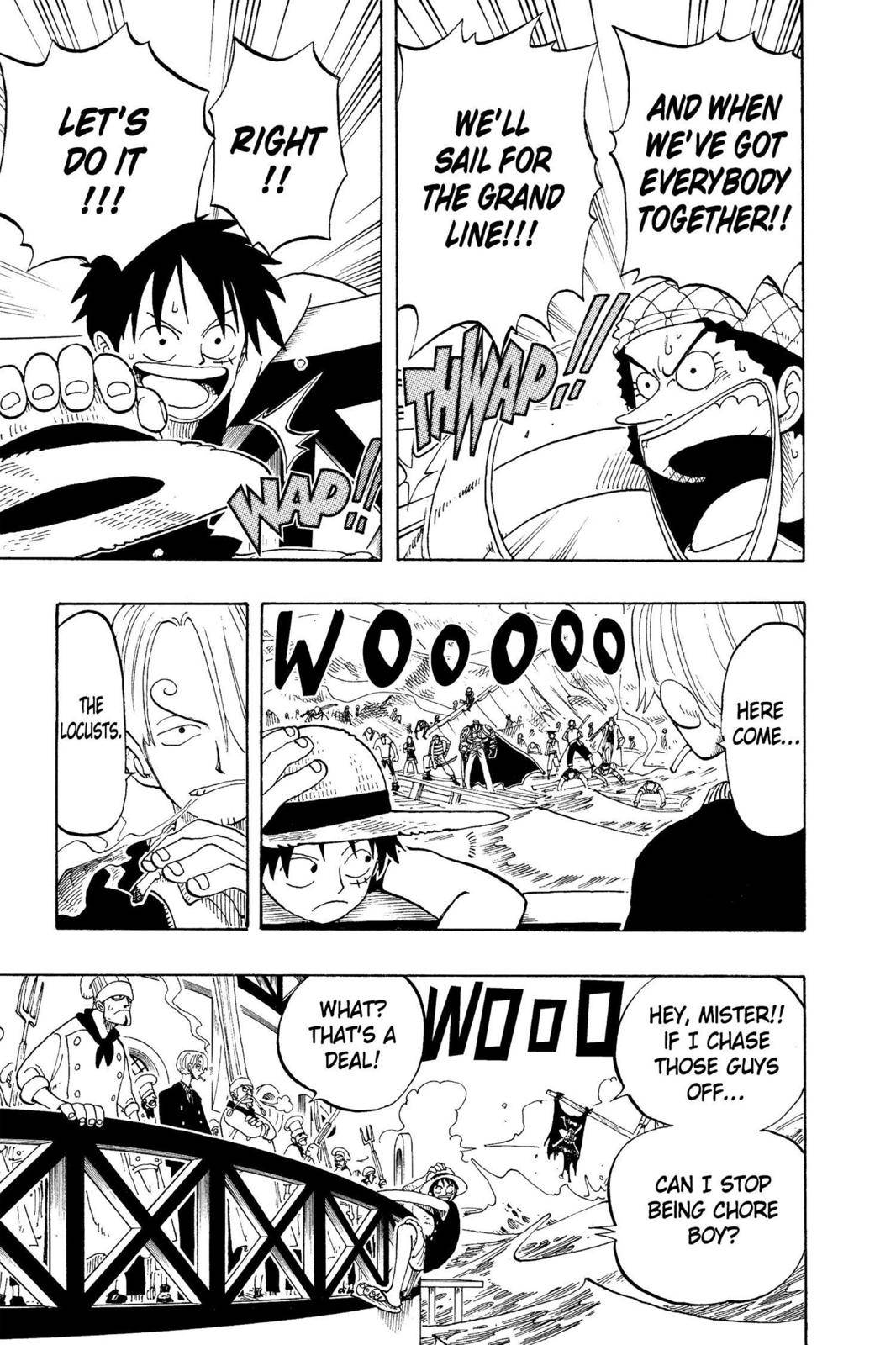 One Piece Chapter 52 Page 20