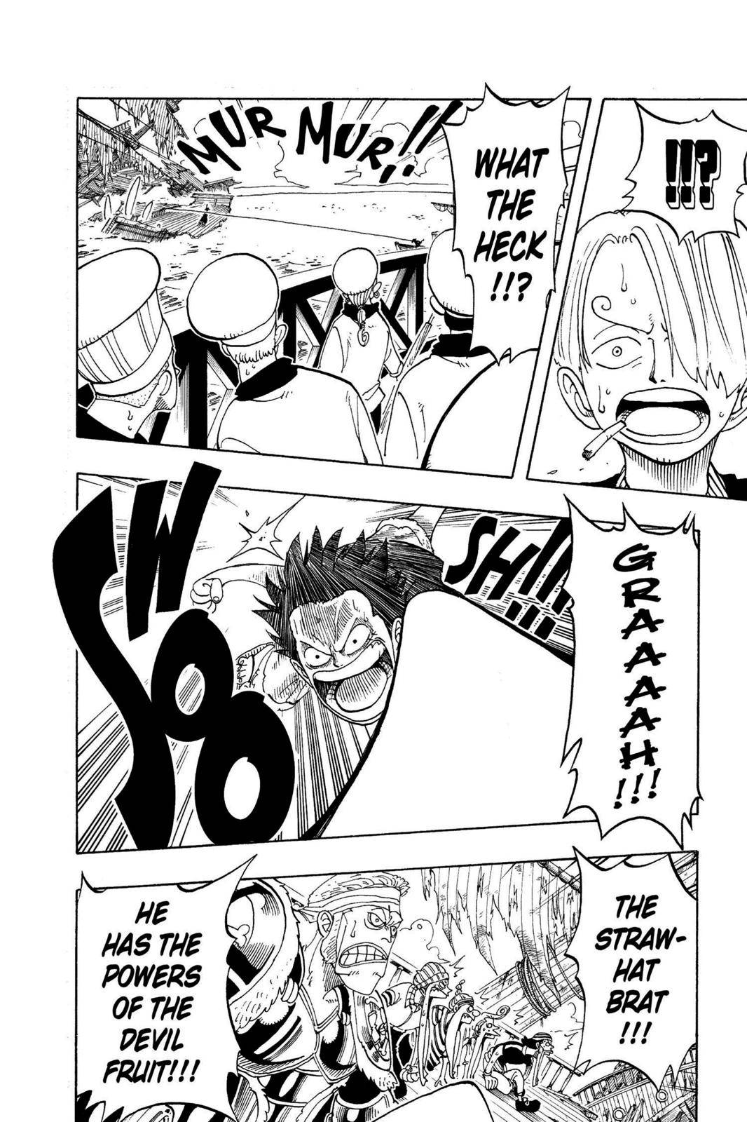 One Piece Chapter 52 Page 7