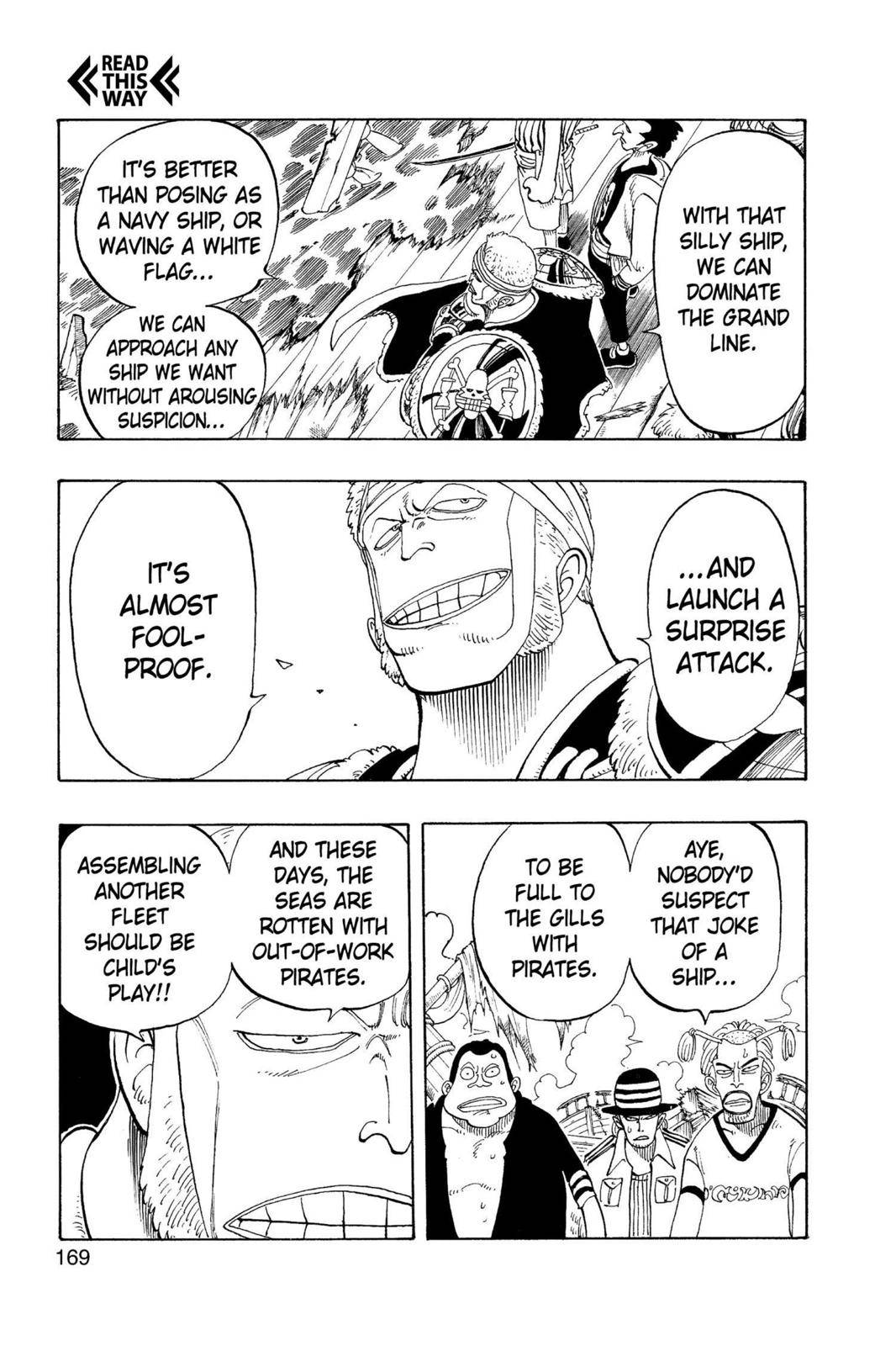 One Piece Chapter 53 Page 3