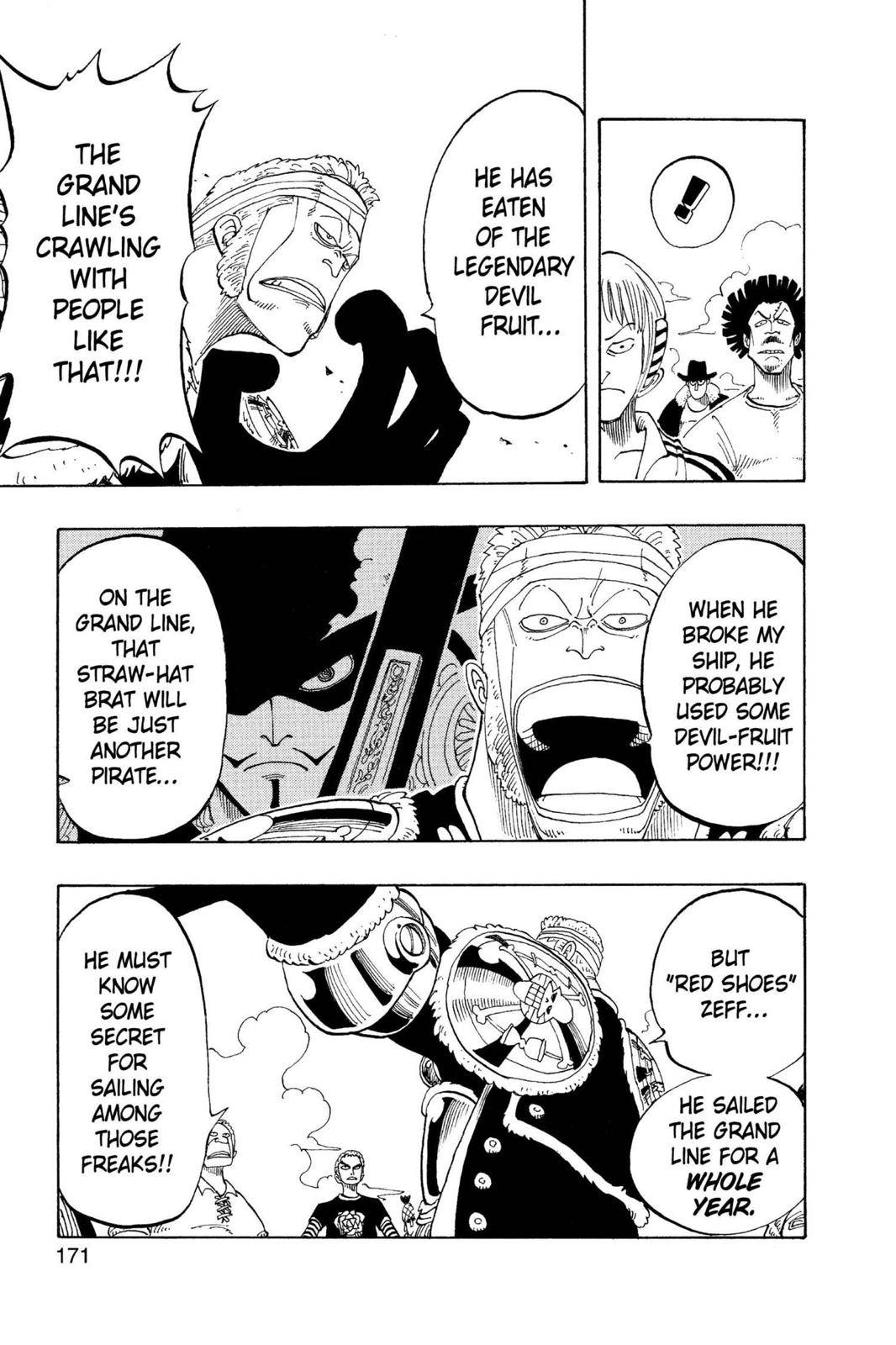 One Piece Chapter 53 Page 5