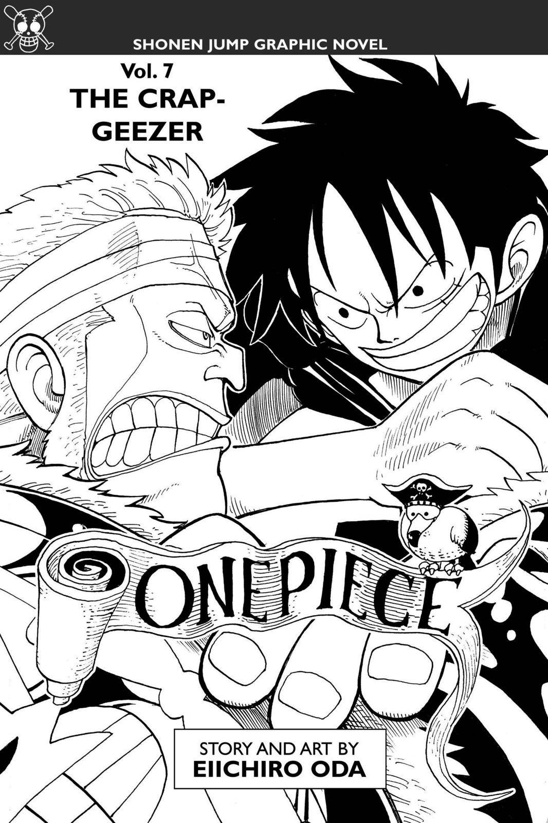 One Piece Chapter 54 Page 4
