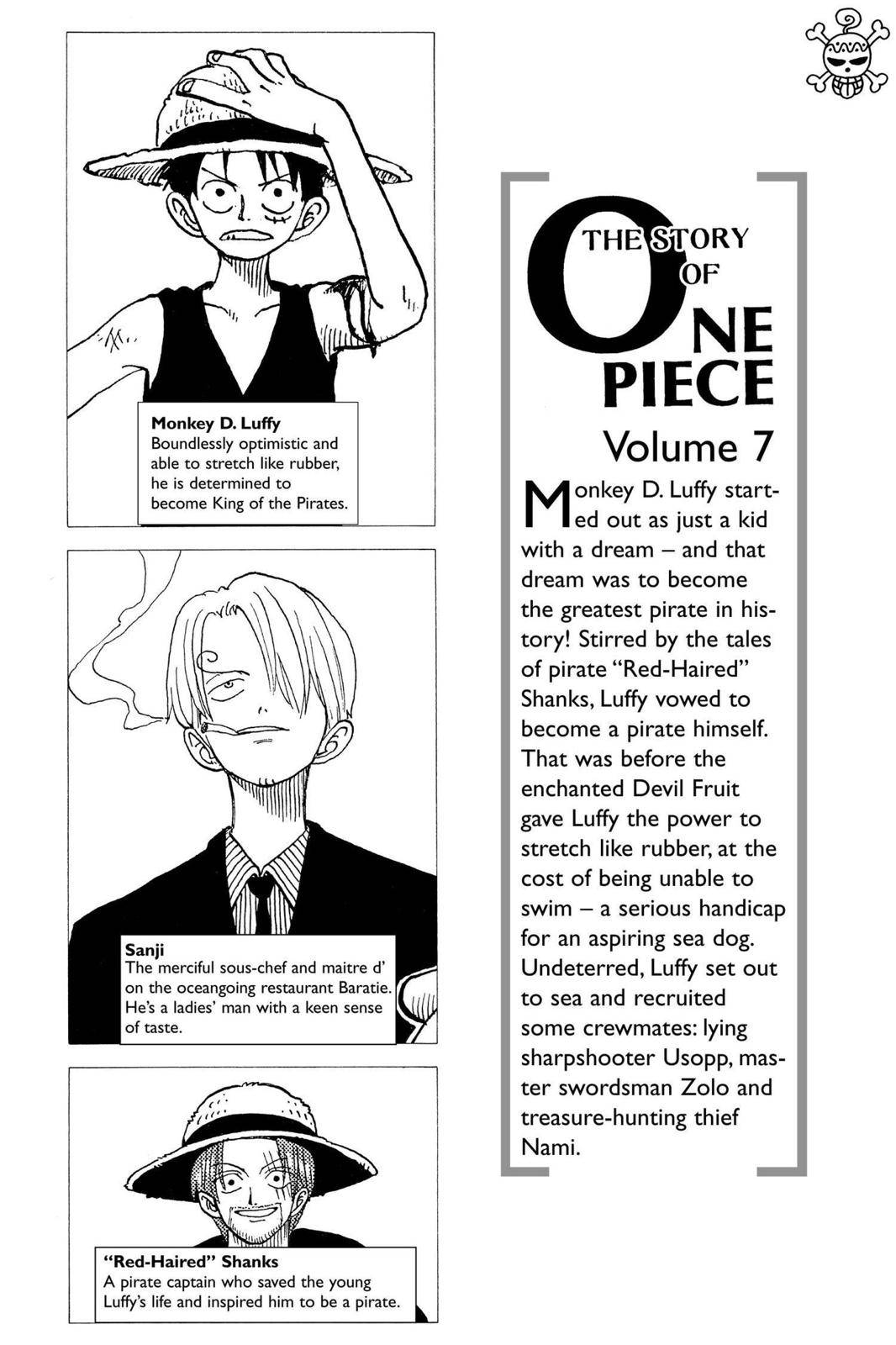 One Piece Chapter 54 Page 5