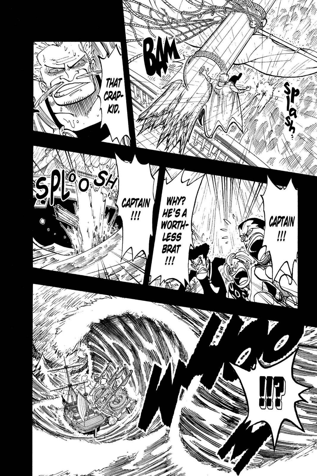 One Piece Chapter 57 Page 12
