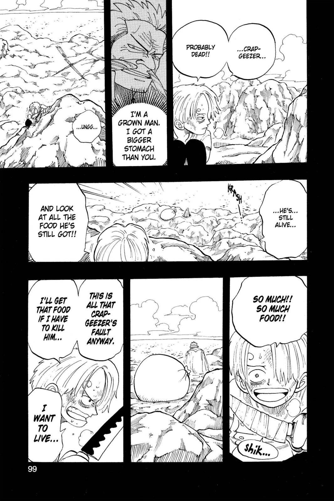 One Piece Chapter 58 Page 11