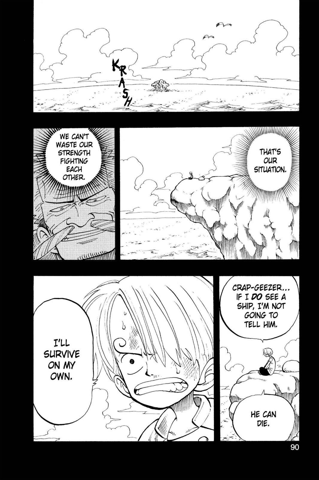 One Piece Chapter 58 Page 2