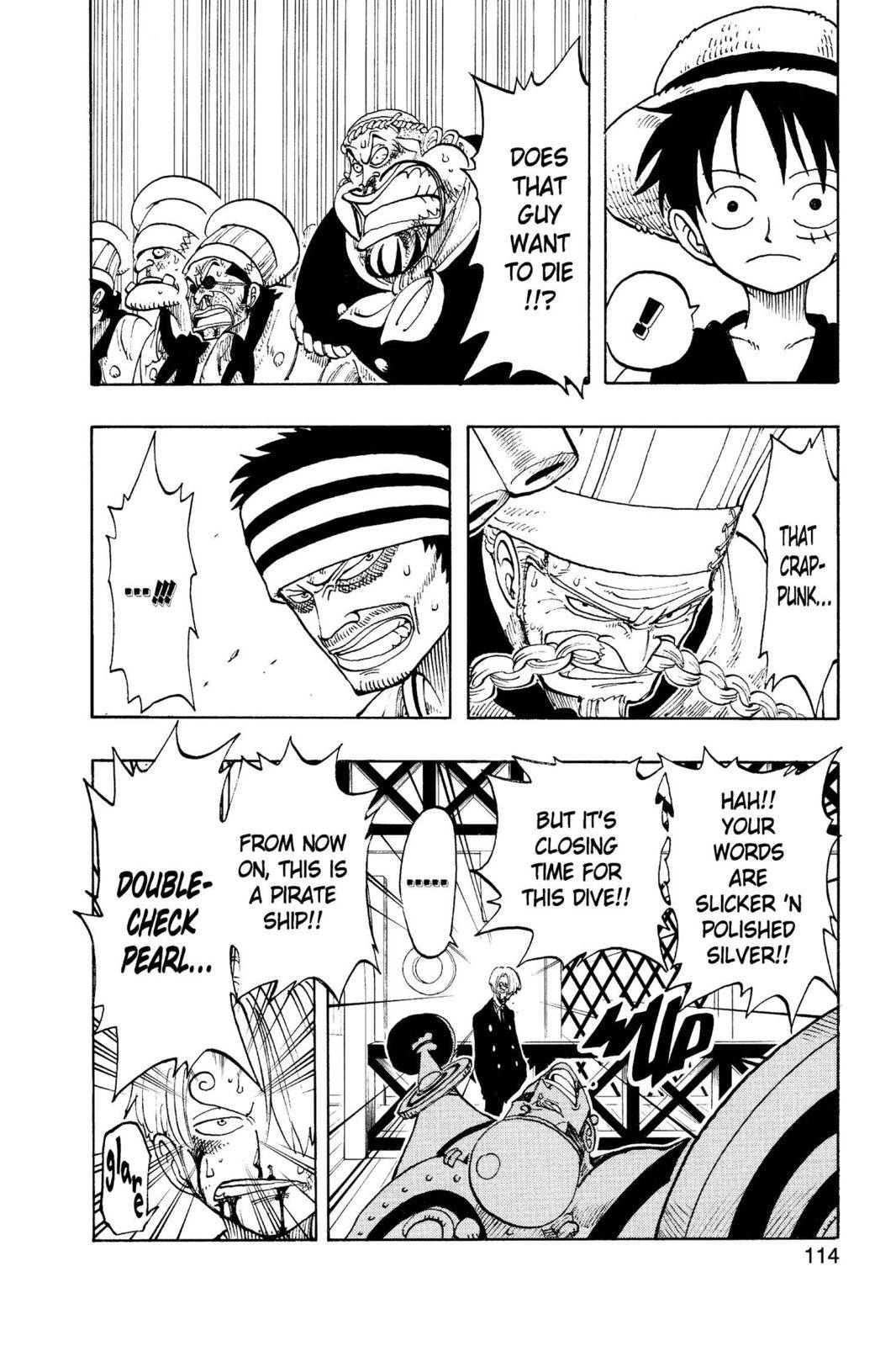 One Piece Chapter 59 Page 6