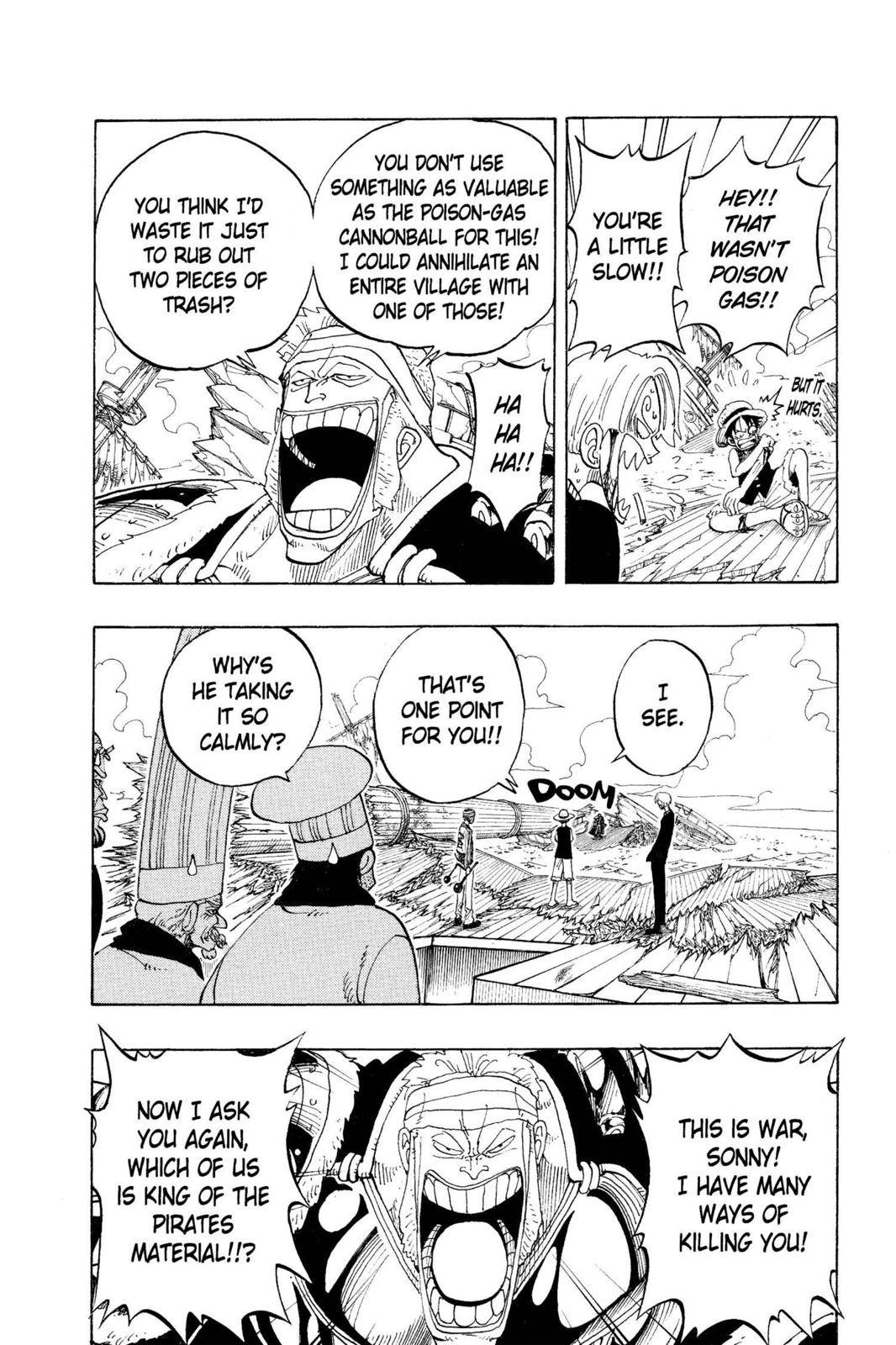 One Piece Chapter 60 Page 14