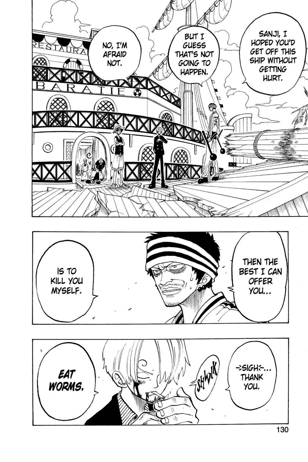 One Piece Chapter 60 Page 2
