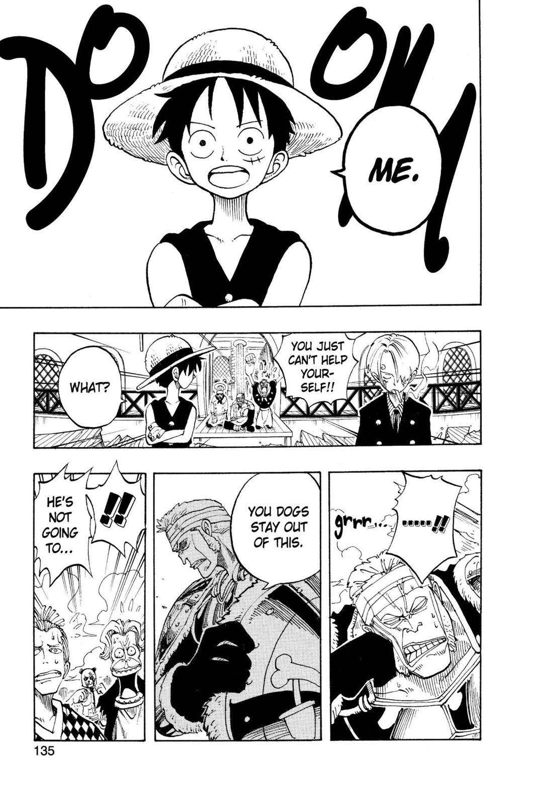 One Piece Chapter 60 Page 7