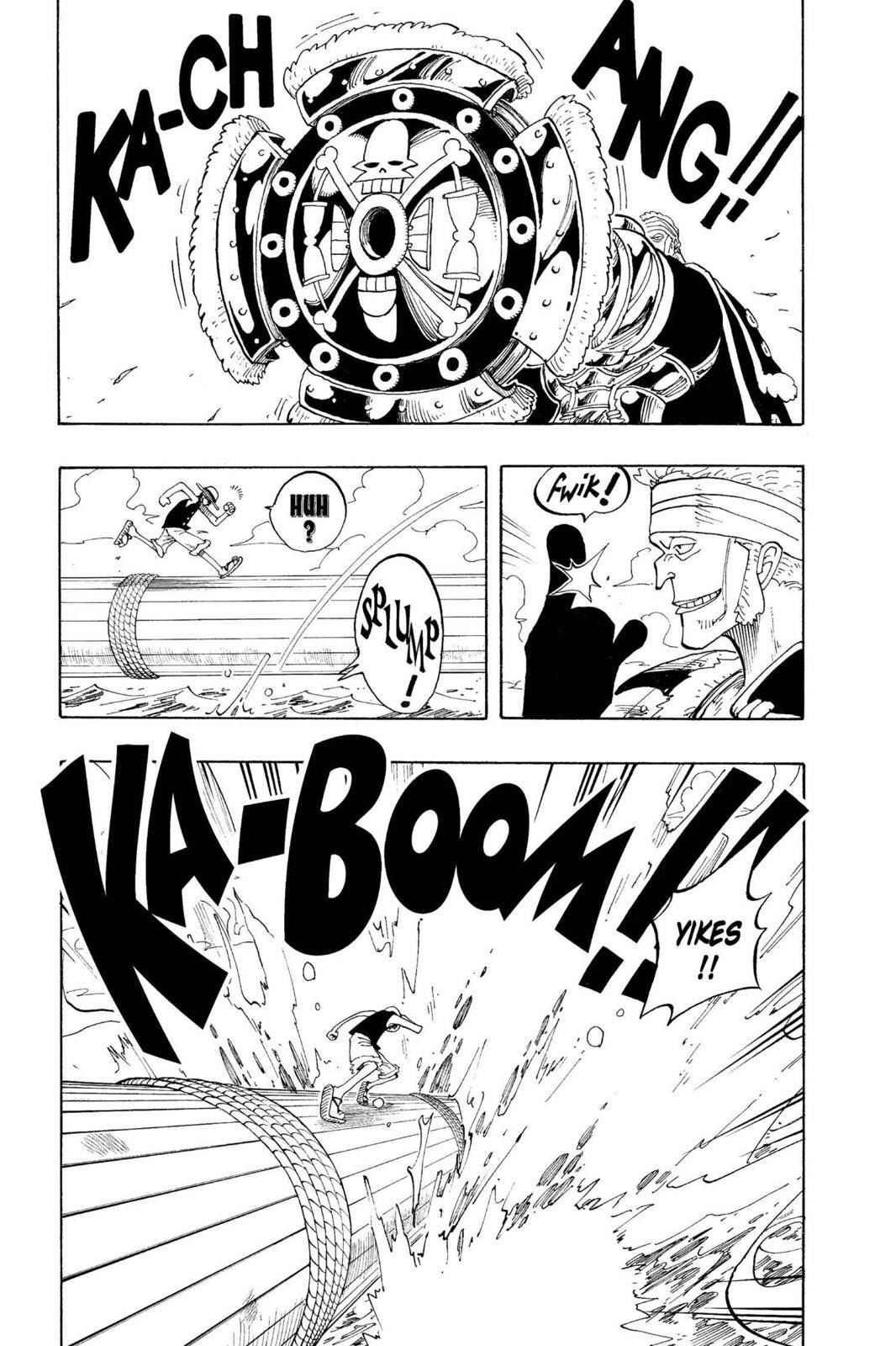 One Piece Chapter 61 Page 10
