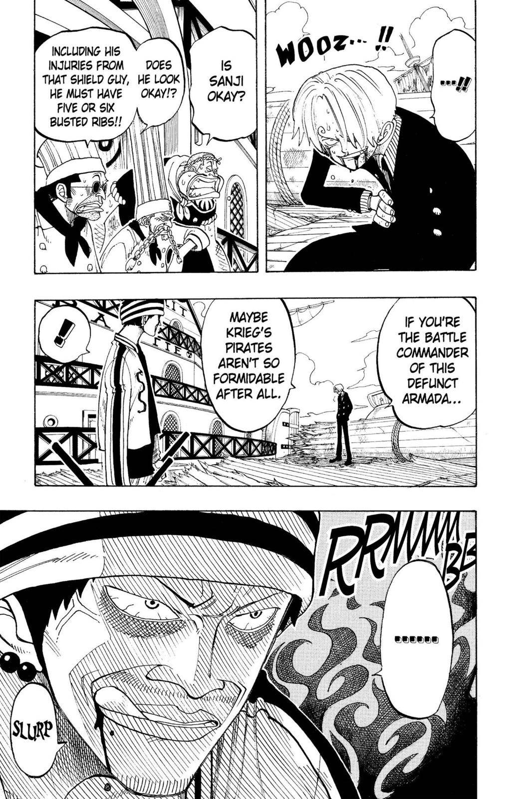 One Piece Chapter 61 Page 8