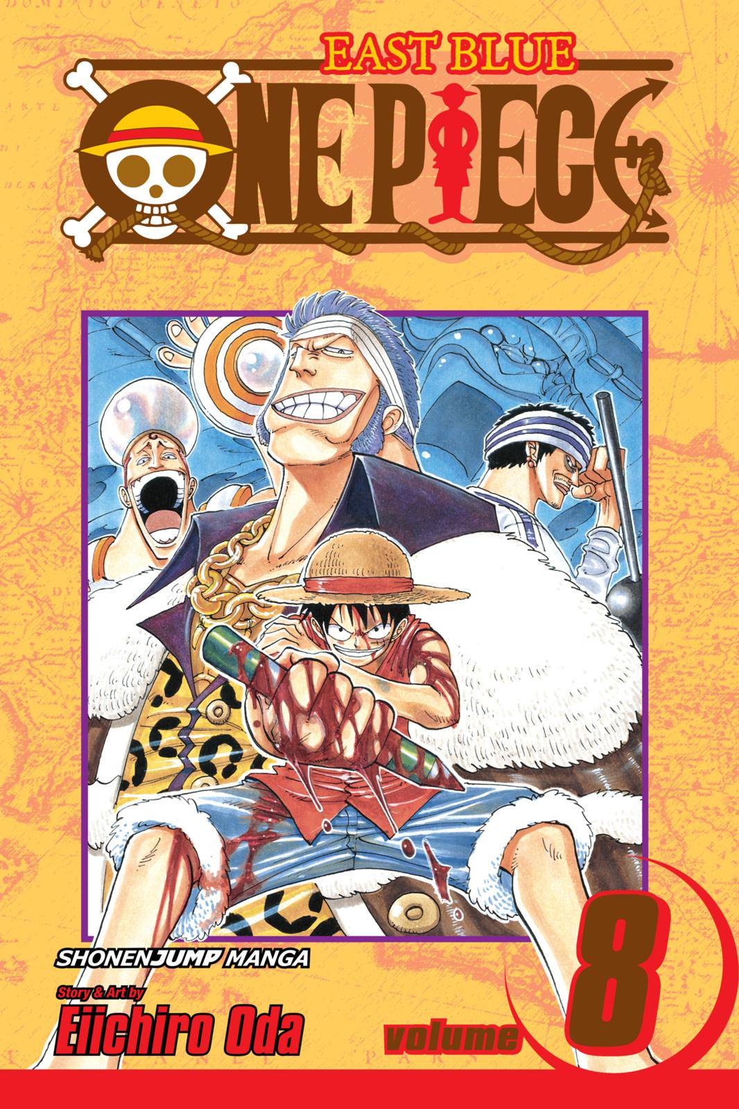 One Piece Chapter 63 Page 1