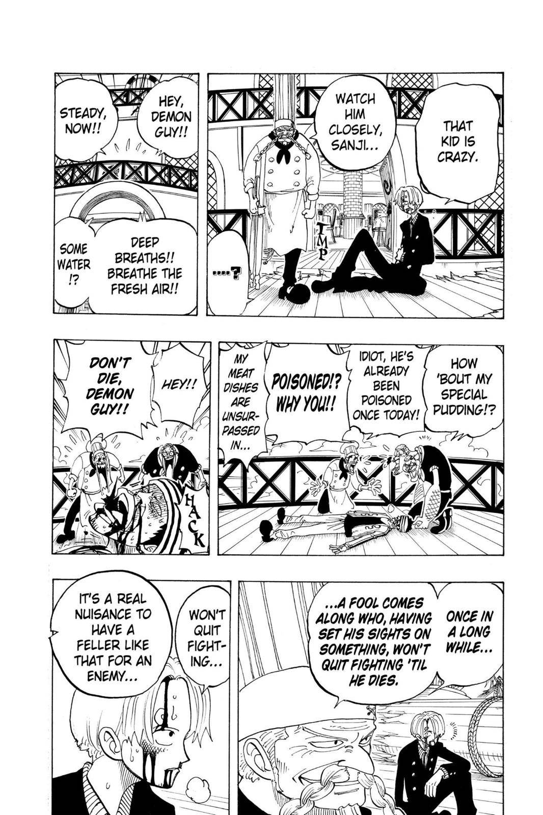 One Piece Chapter 63 Page 23