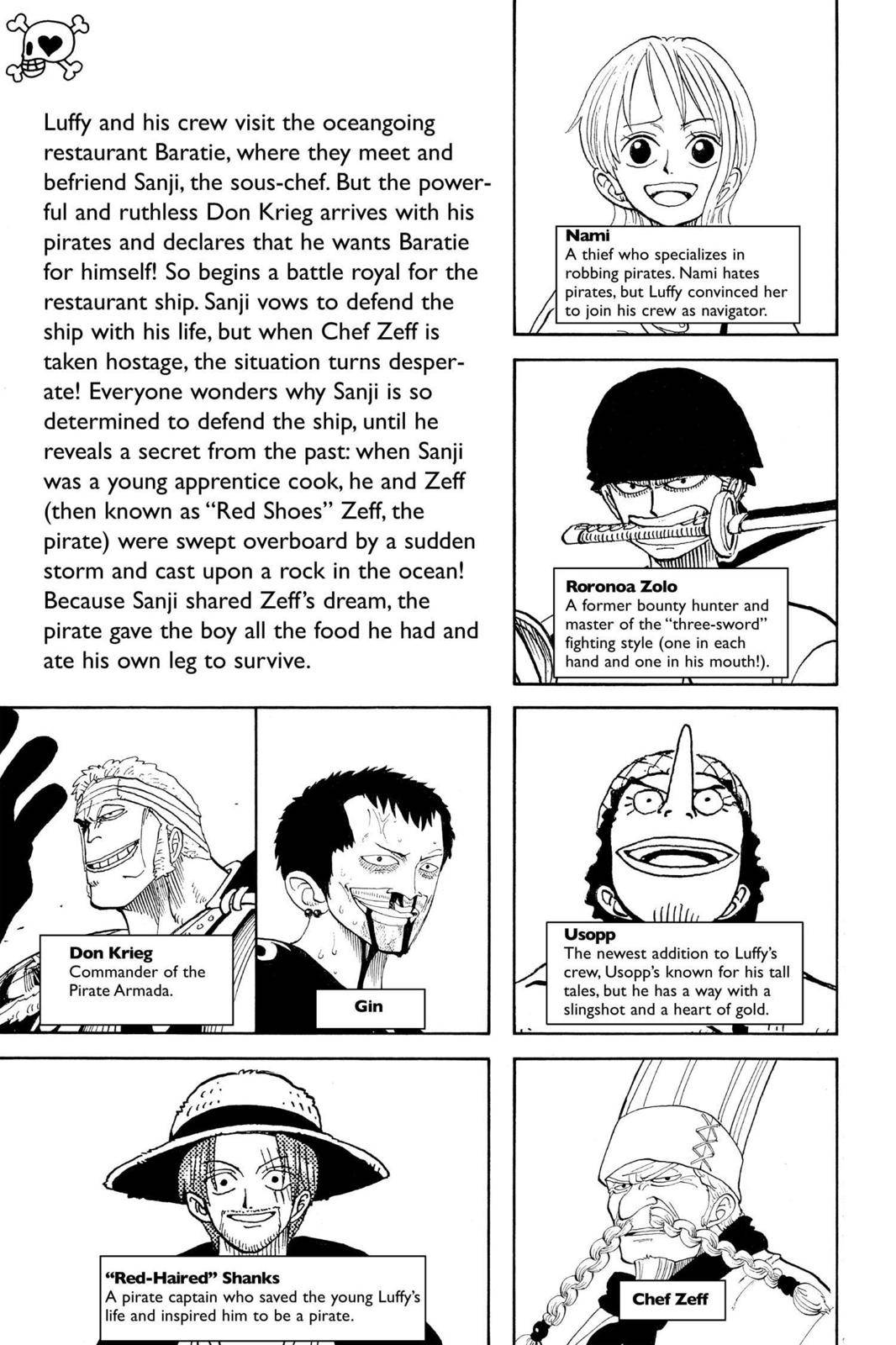 One Piece Chapter 63 Page 6