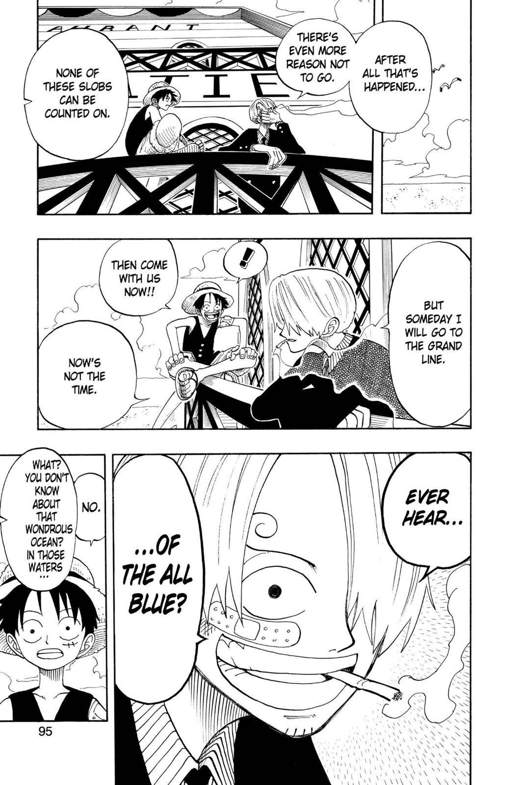 One Piece Chapter 67 Page 11