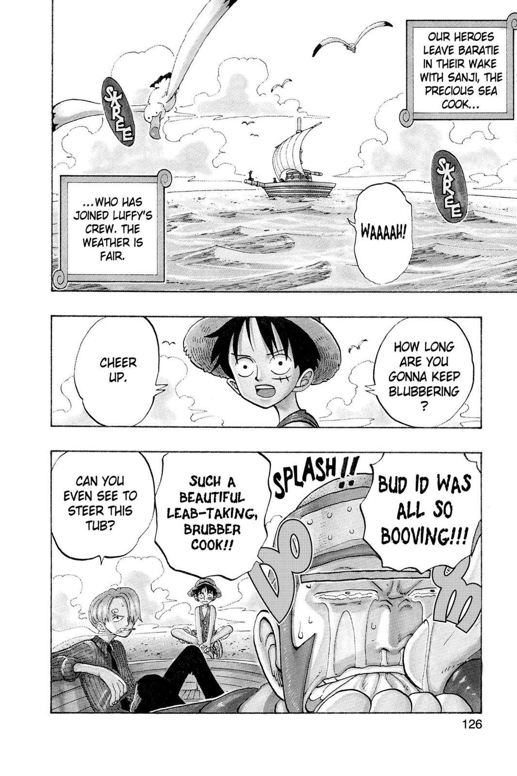 One Piece Chapter 69 Page 2
