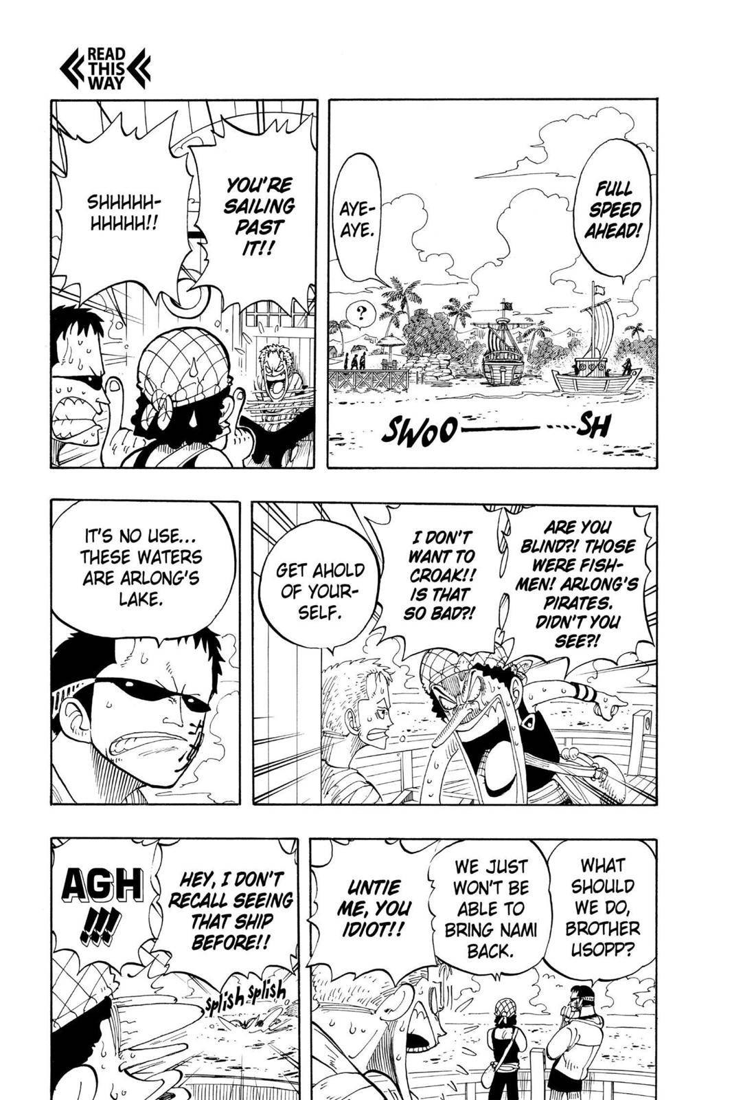 One Piece Chapter 70 Page 6