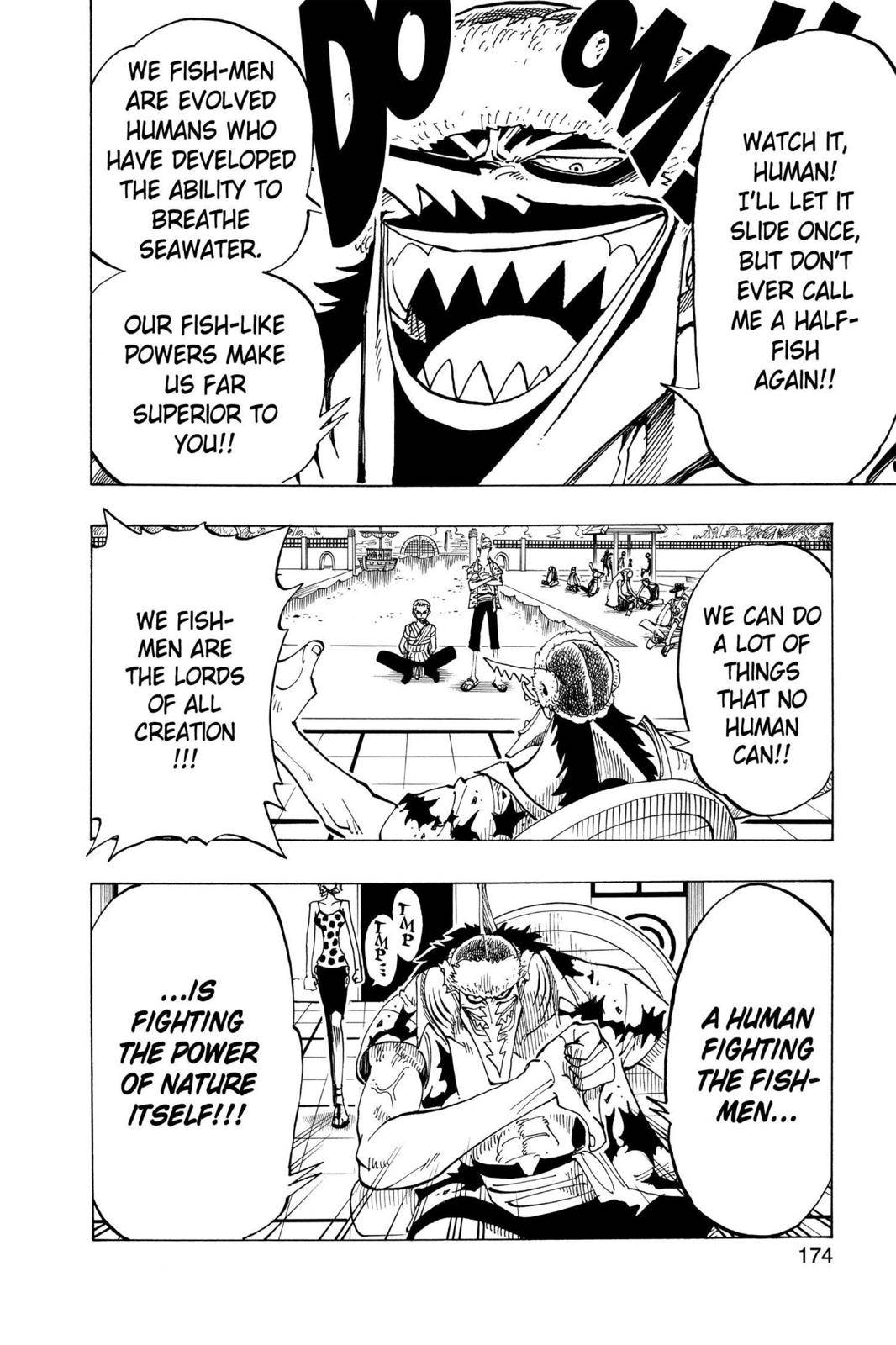 One Piece Chapter 71 Page 6