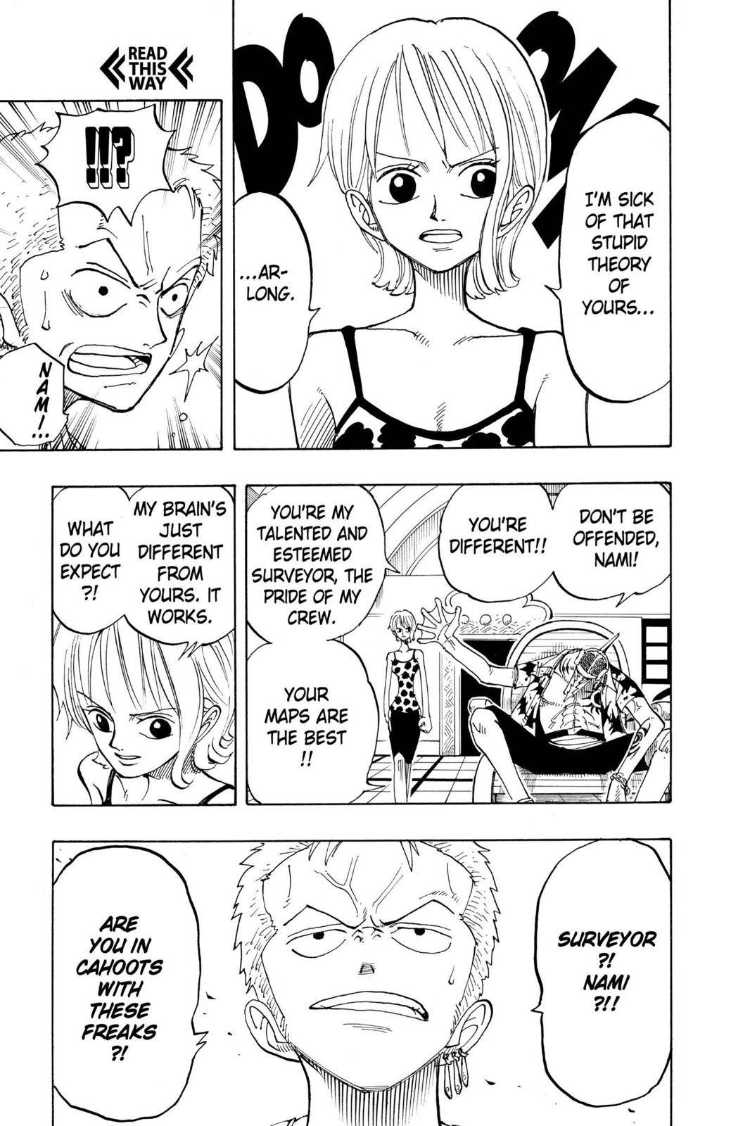 One Piece Chapter 71 Page 7