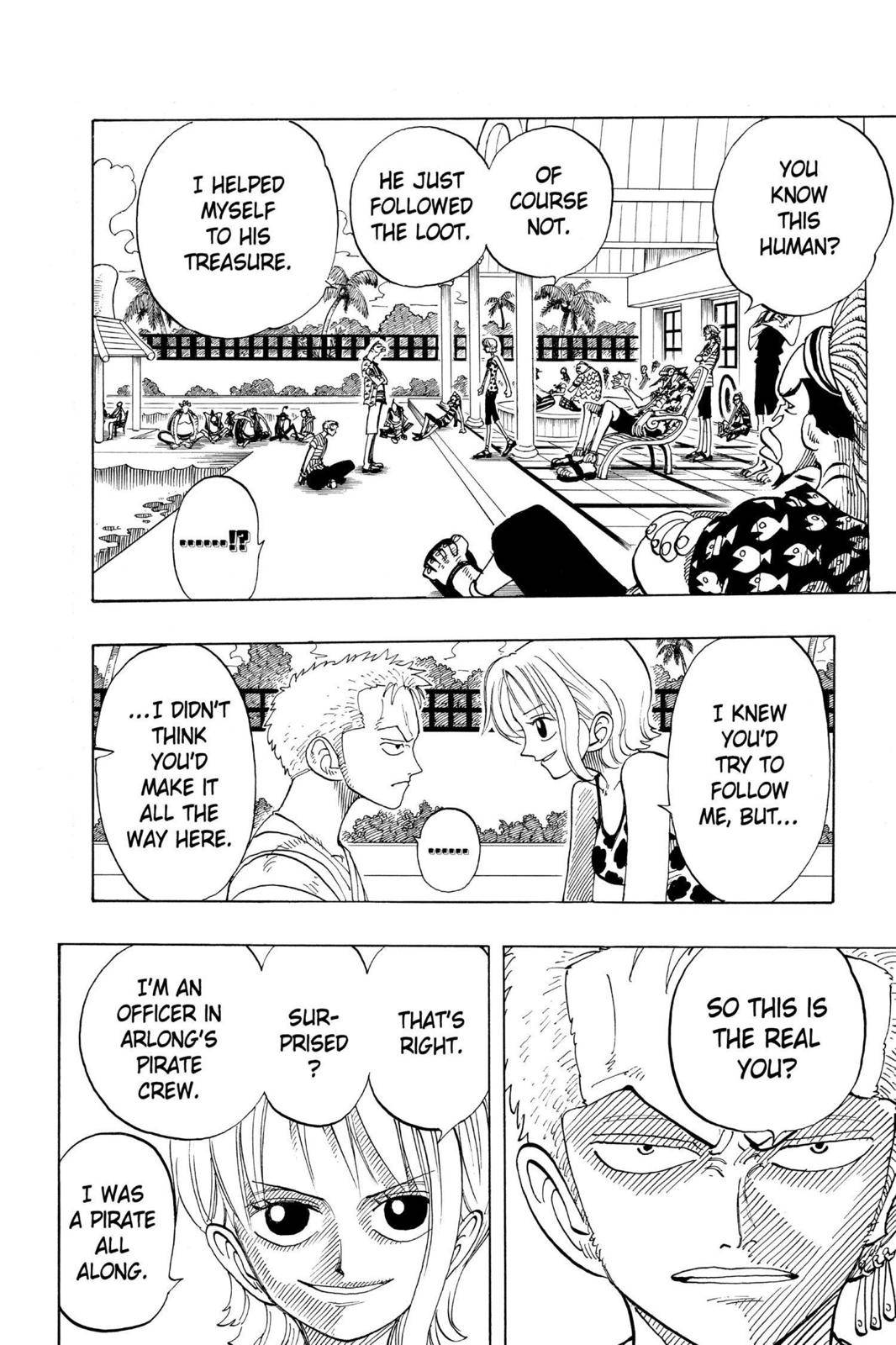 One Piece Chapter 71 Page 8
