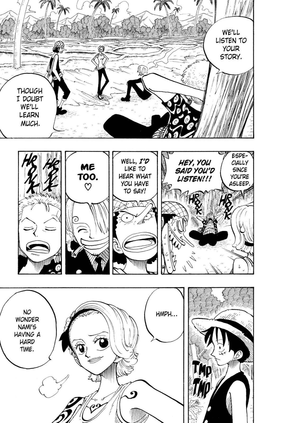 One Piece Chapter 77 Page 3