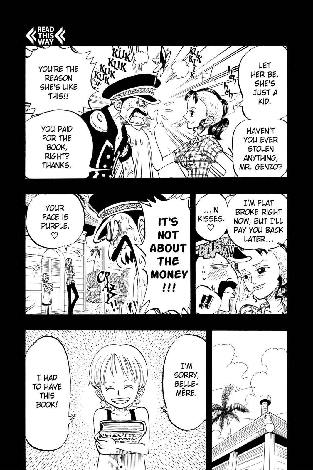 One Piece Chapter 77 Page 7