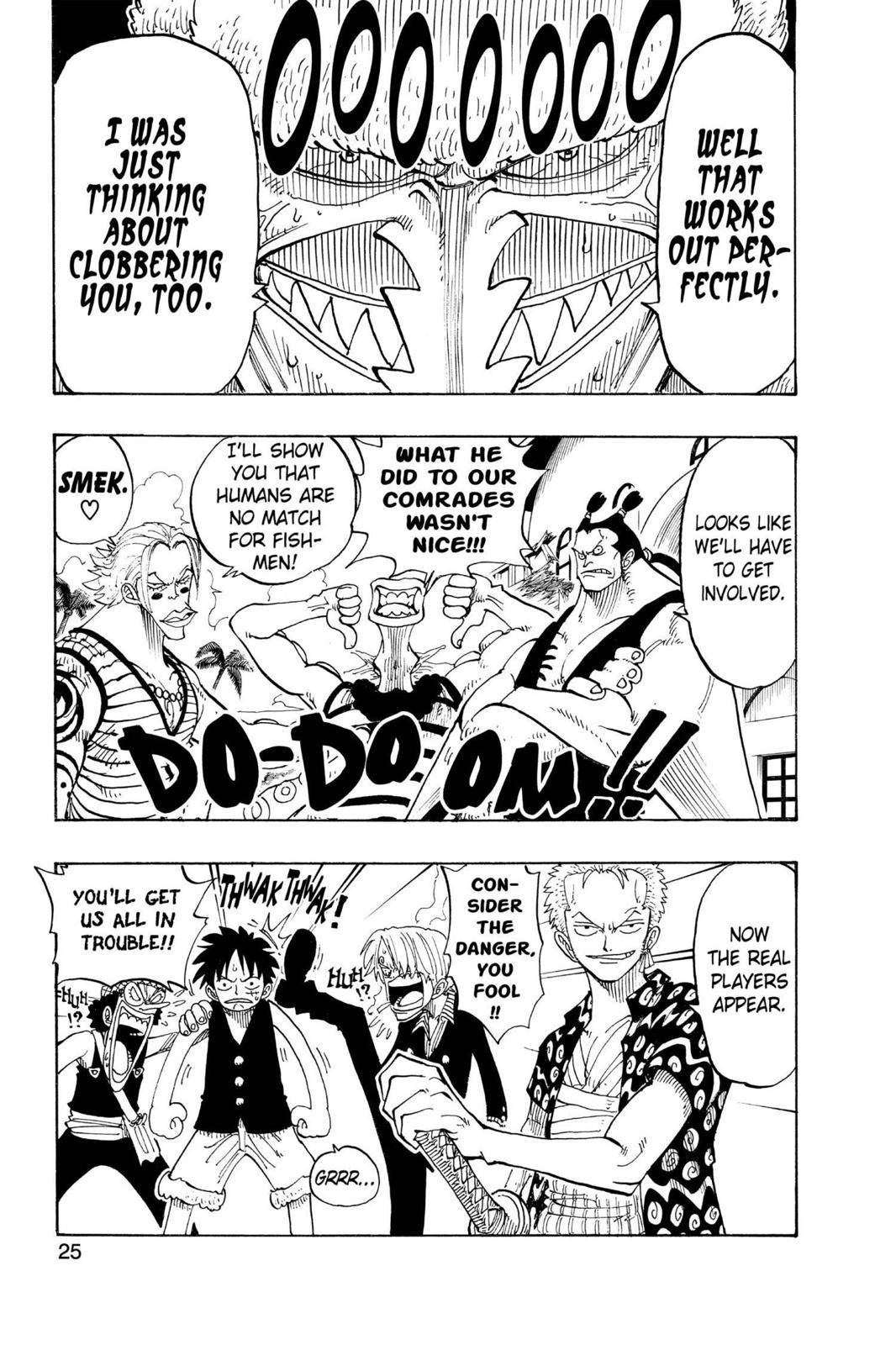 One Piece Chapter 82 Page 25
