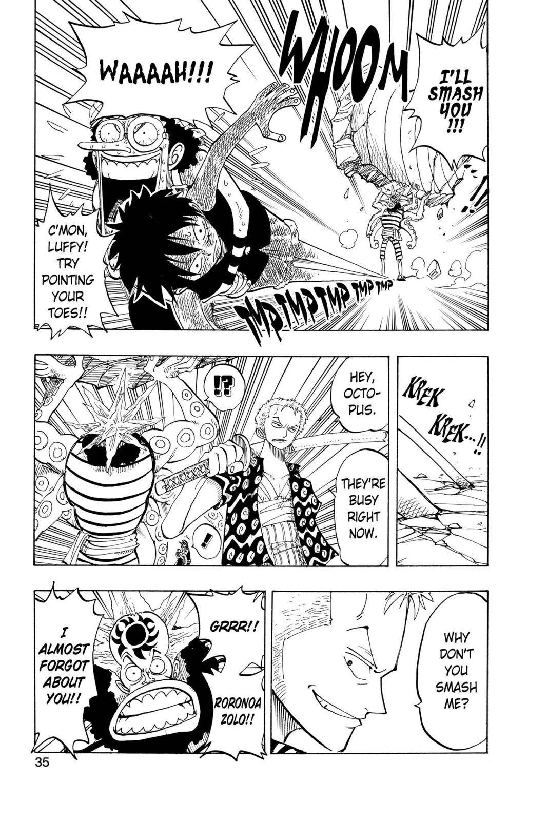 One Piece Chapter 83 Page 9