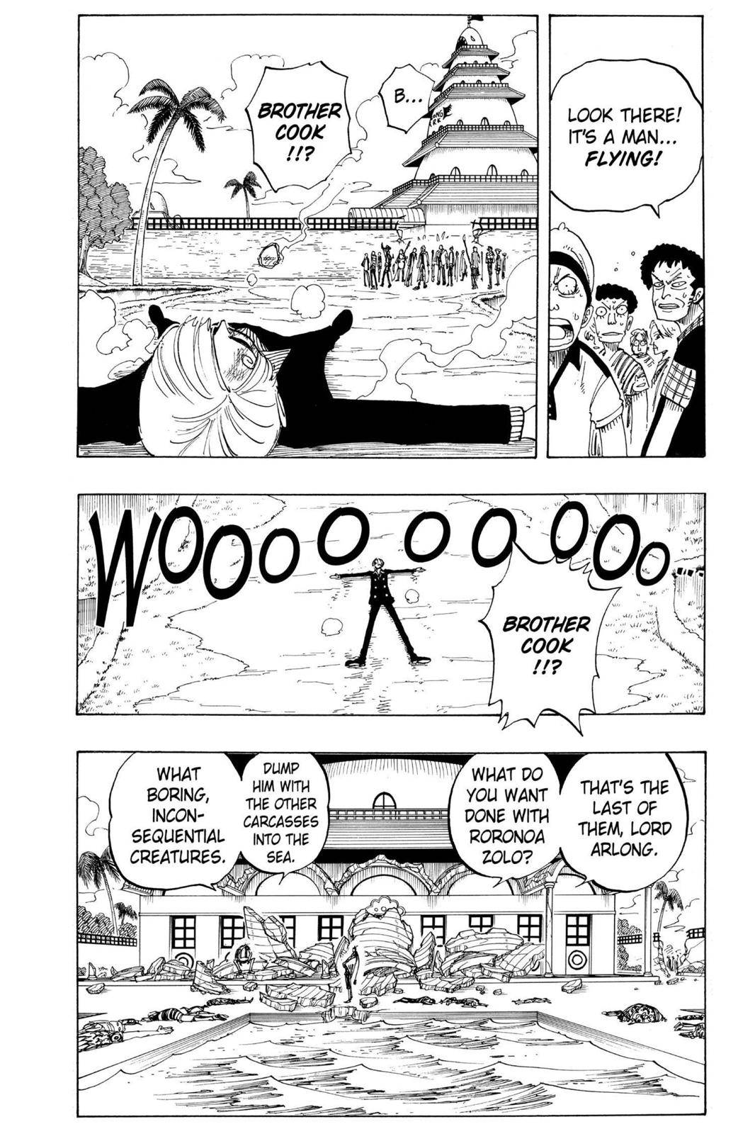 One Piece Chapter 84 Page 16