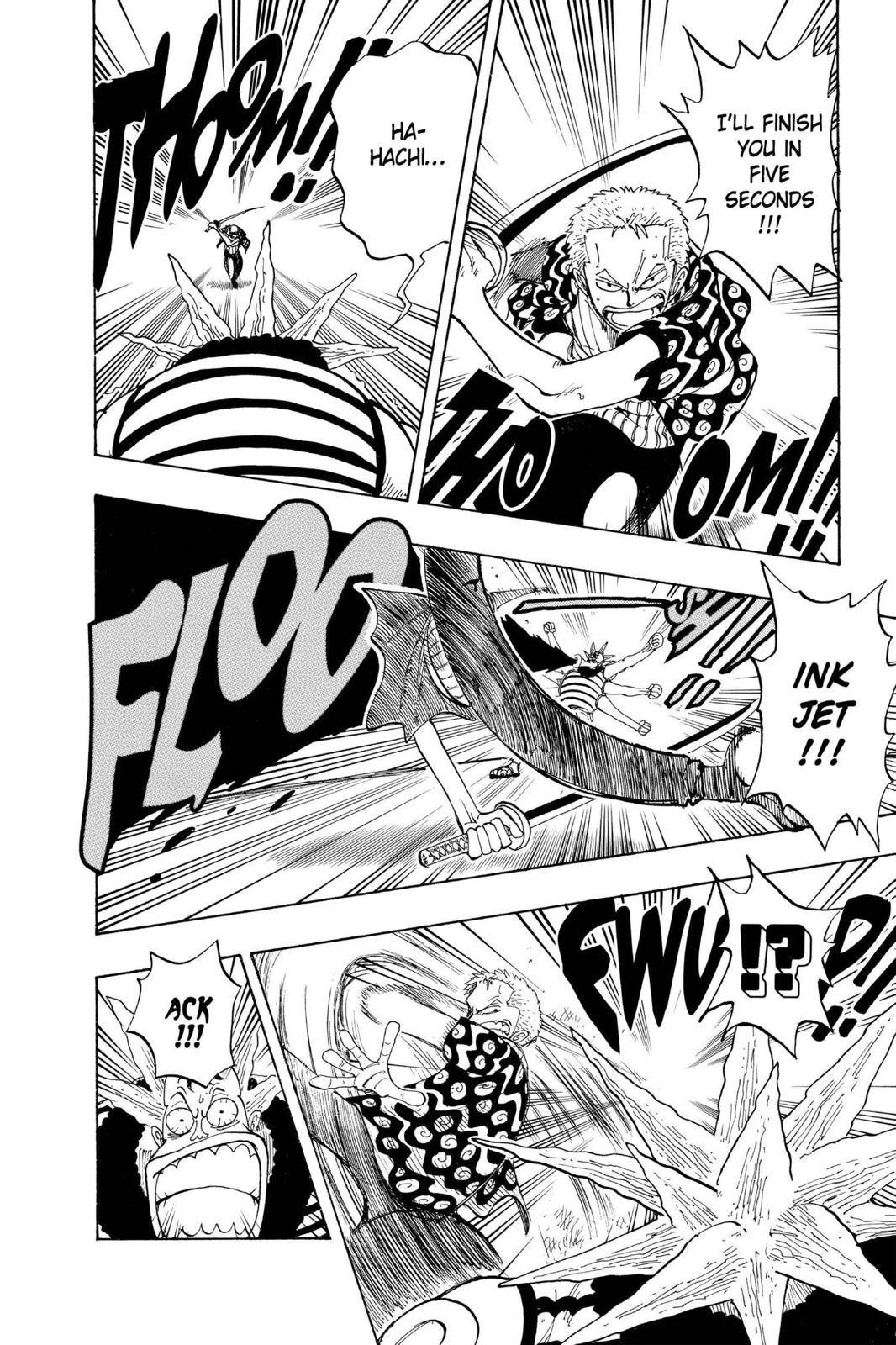 One Piece Chapter 84 Page 4