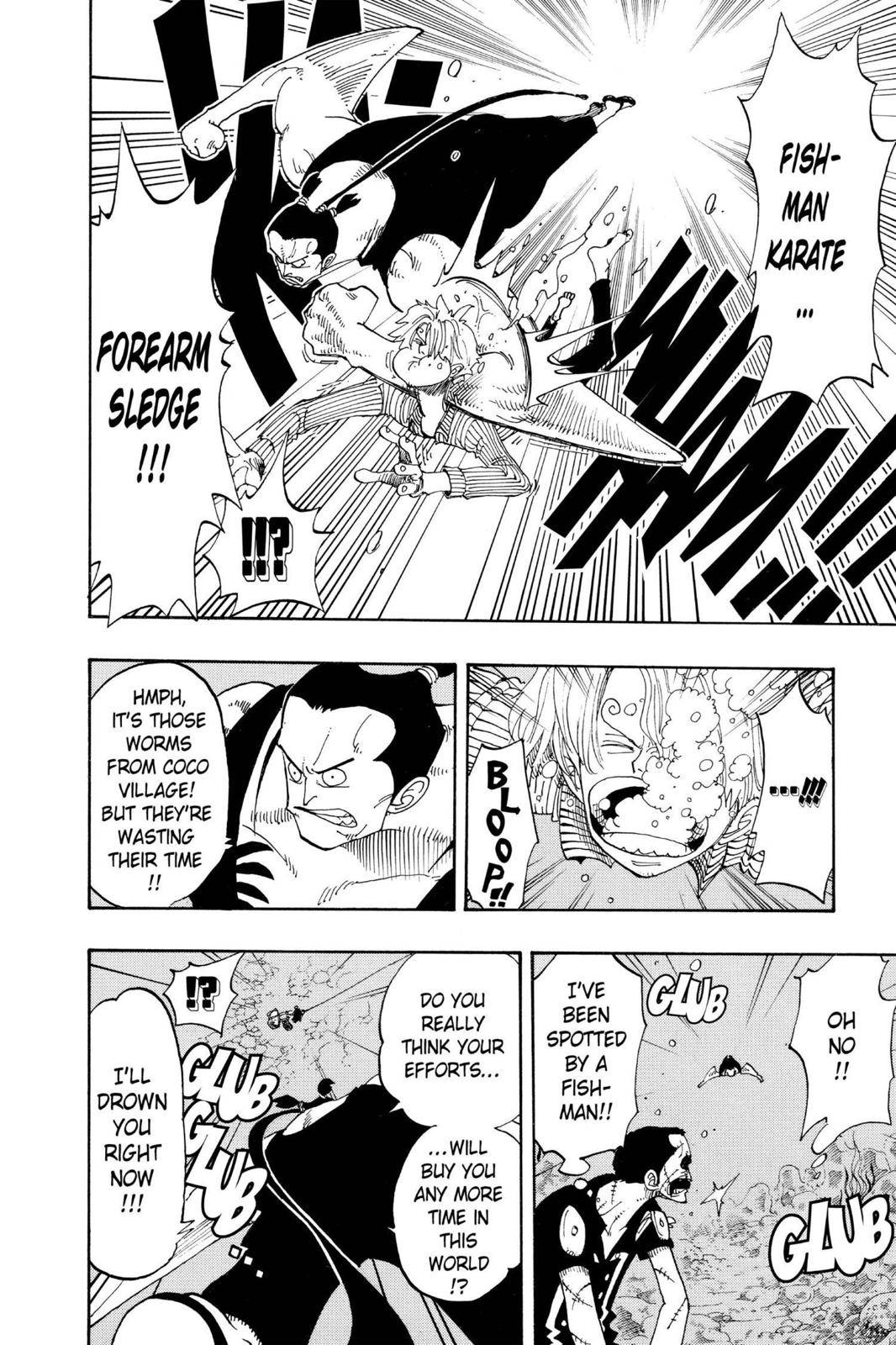 One Piece Chapter 86 Page 8