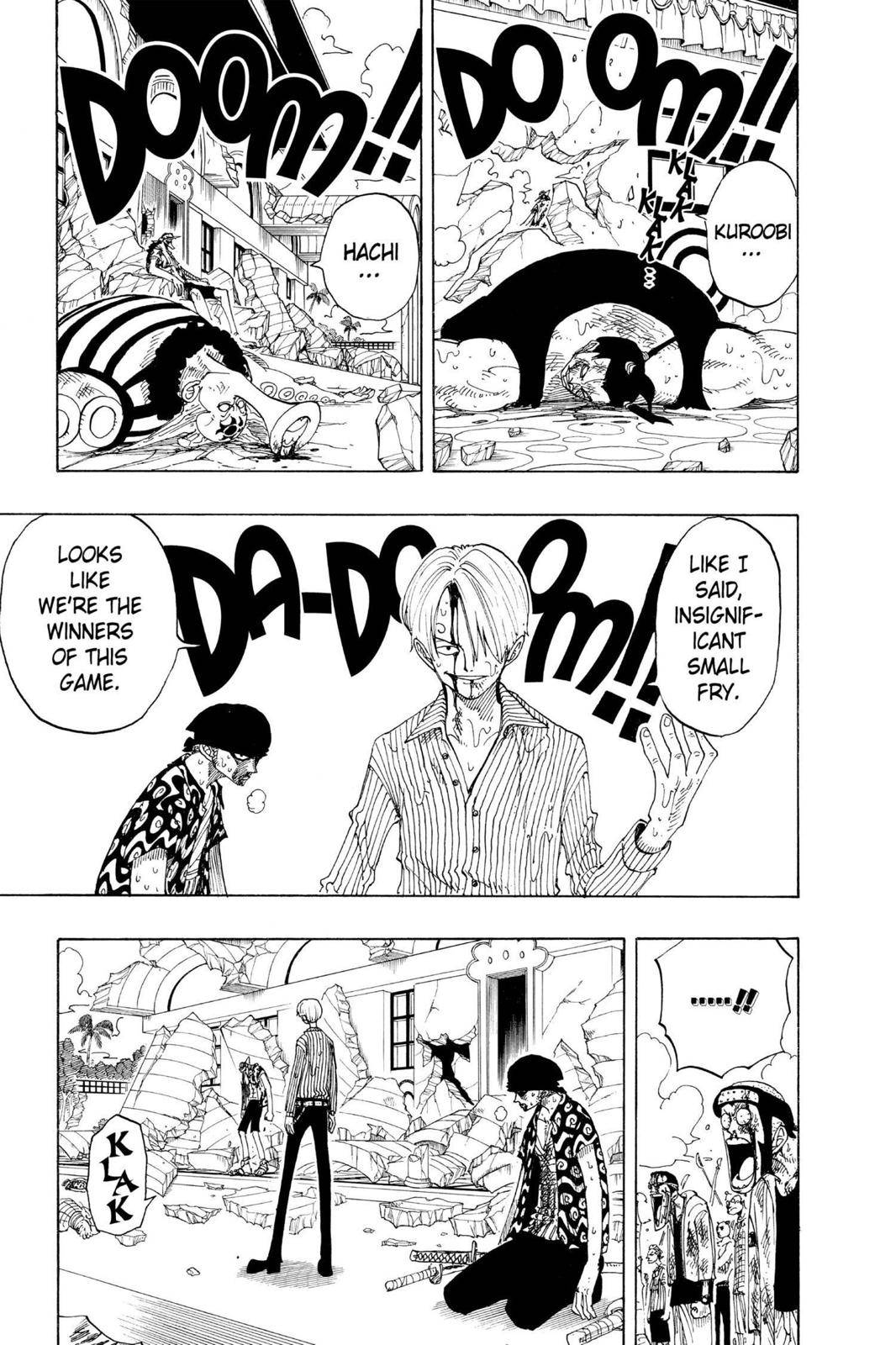 One Piece Chapter 87 Page 3