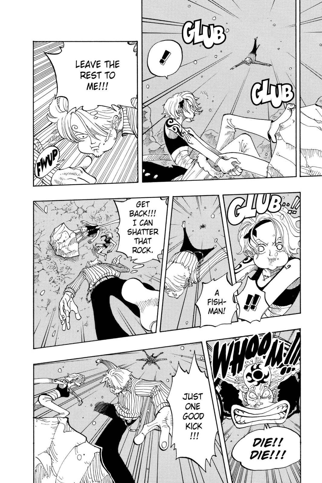 One Piece Chapter 89 Page 8