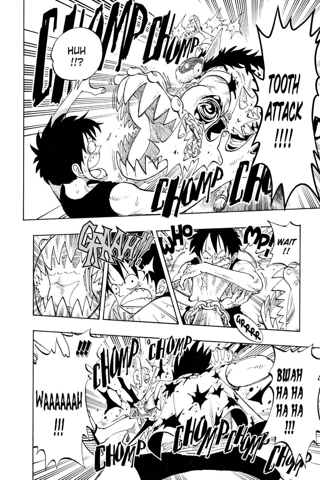 One Piece Chapter 90 Page 18