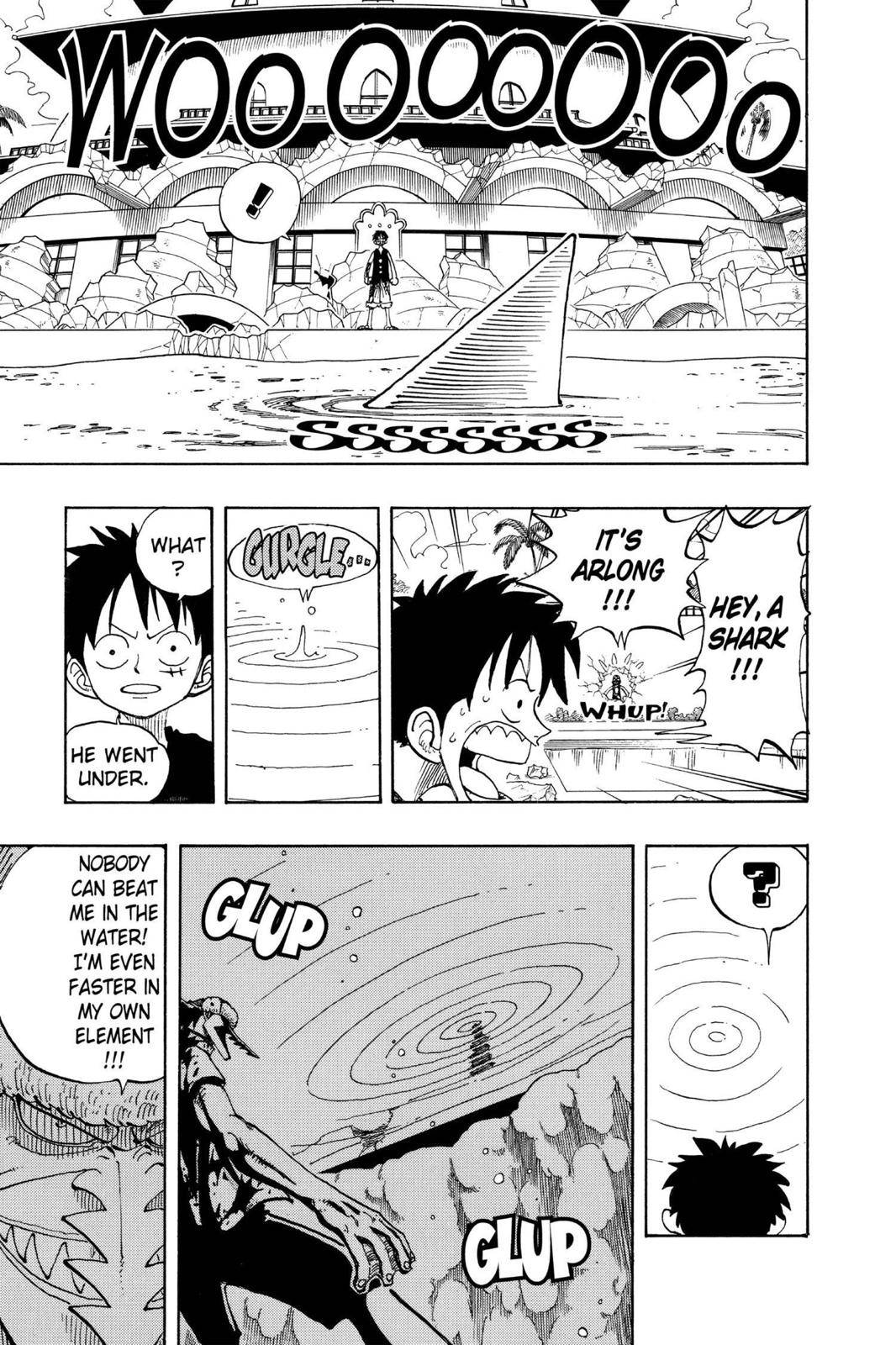 One Piece Chapter 91 Page 20