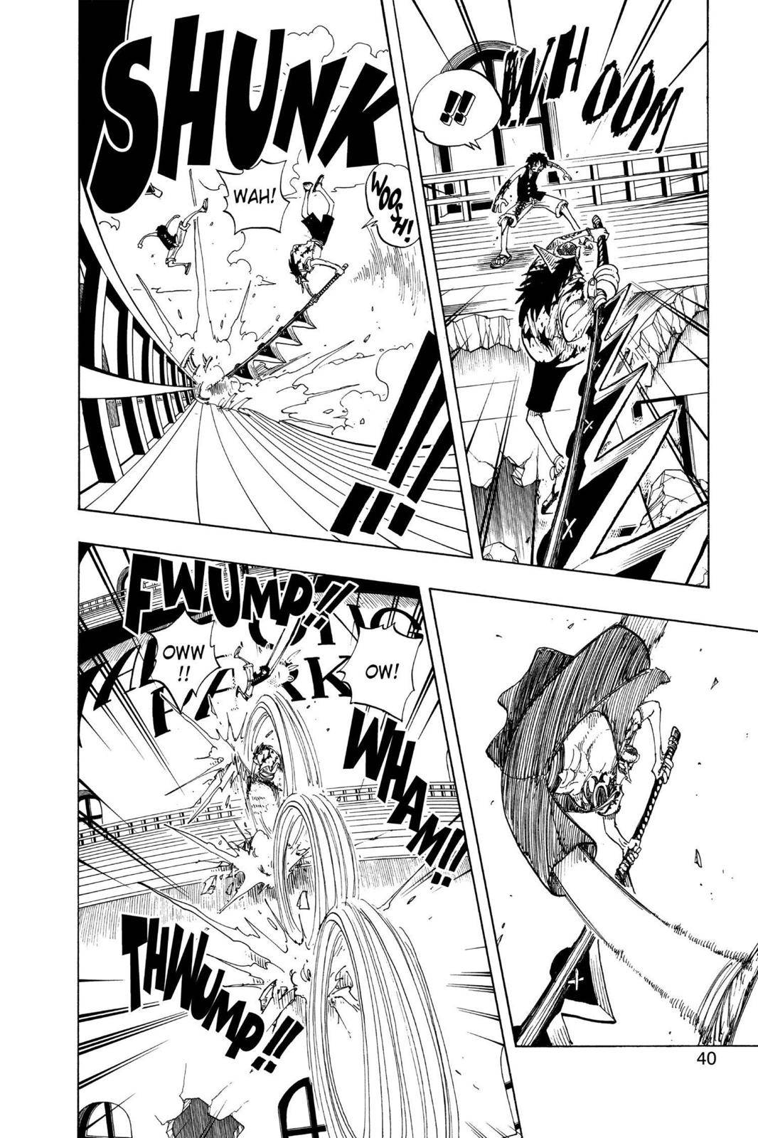 One Piece Chapter 92 Page 14