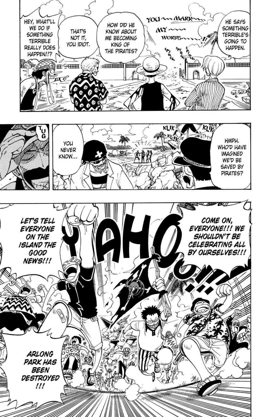 One Piece Chapter 94 Page 13