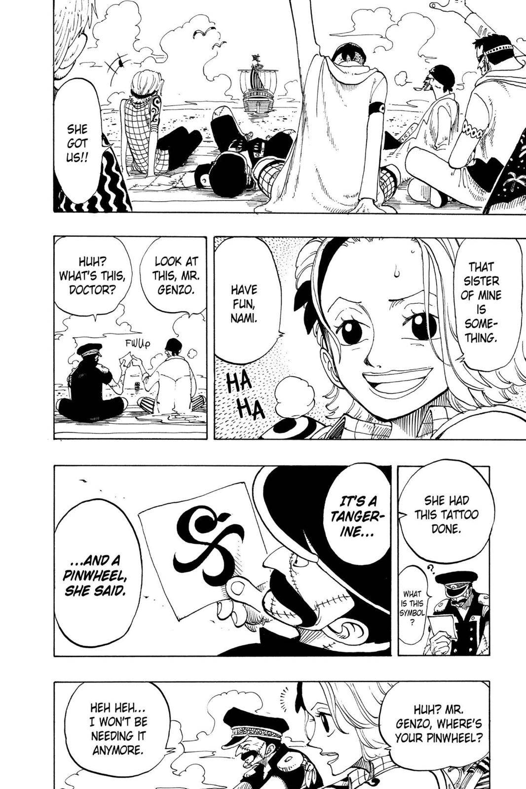 One Piece Chapter 95 Page 18