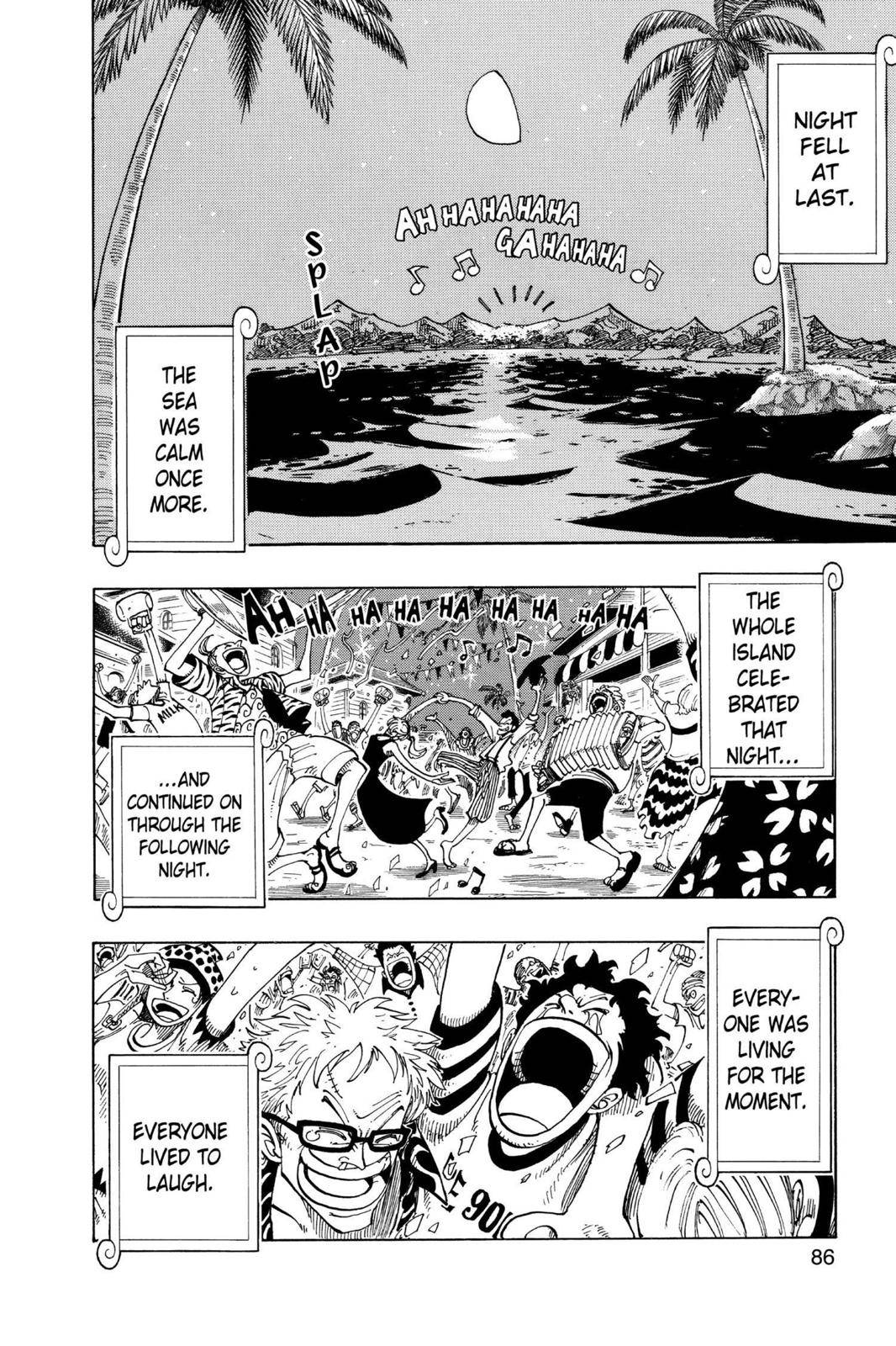 One Piece Chapter 95 Page 2