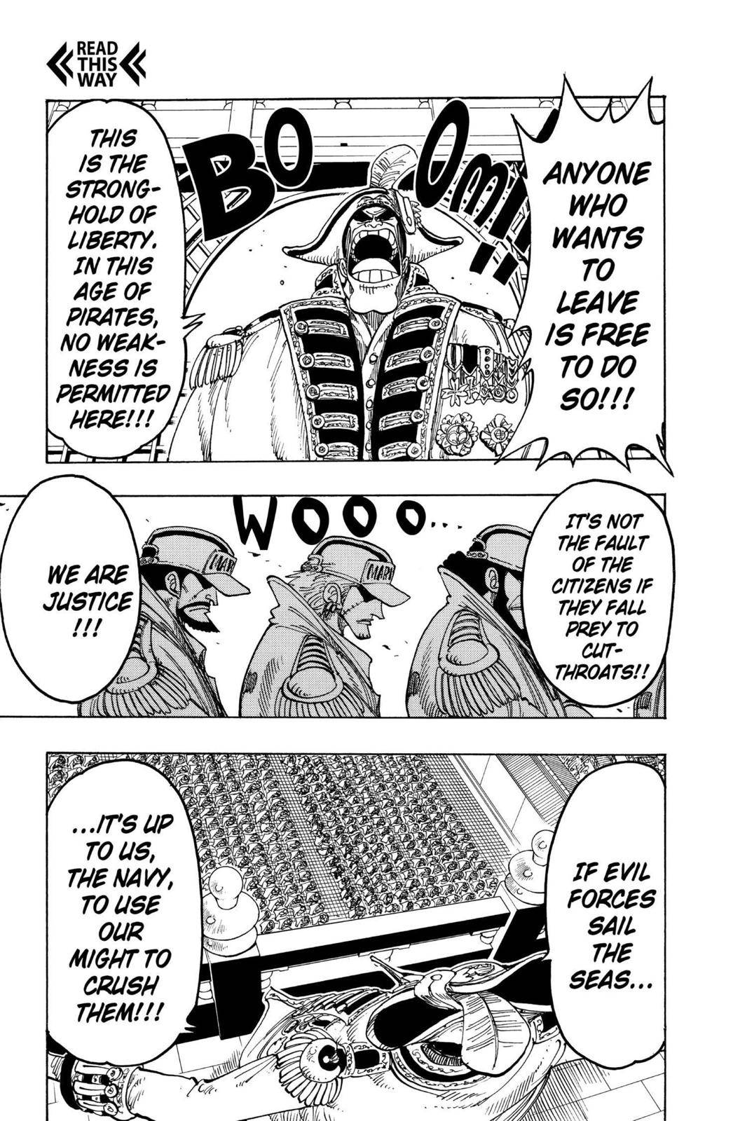 One Piece Chapter 96 Page 7