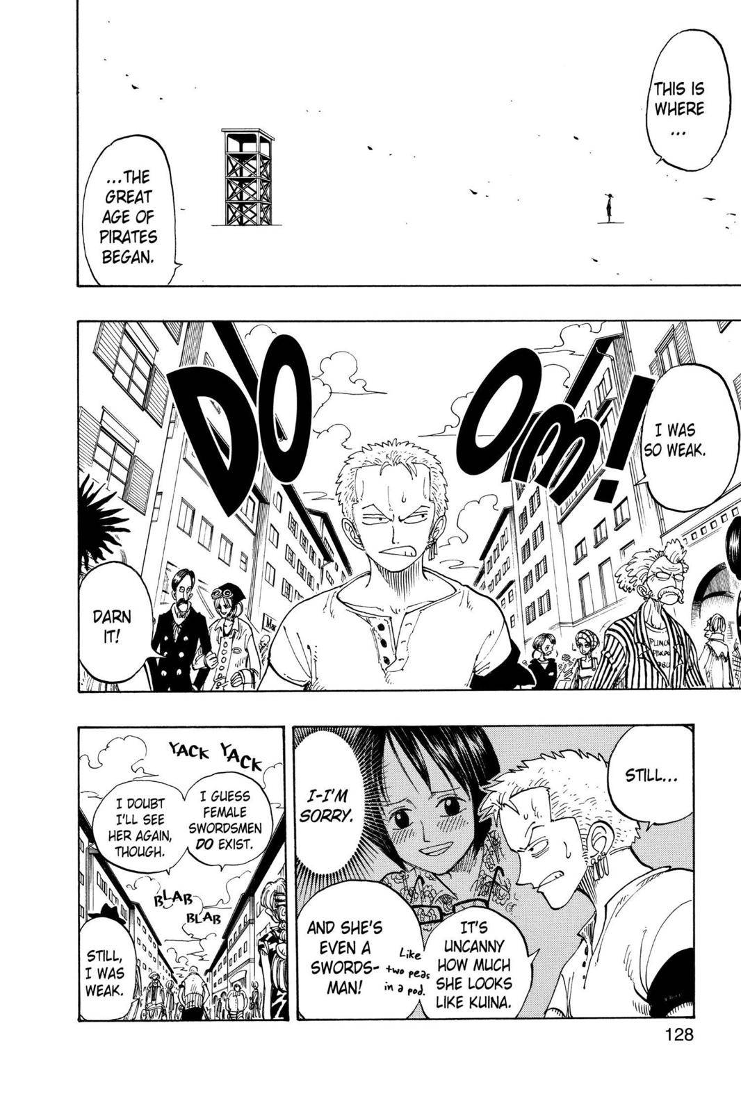 One Piece Chapter 97 Page 4