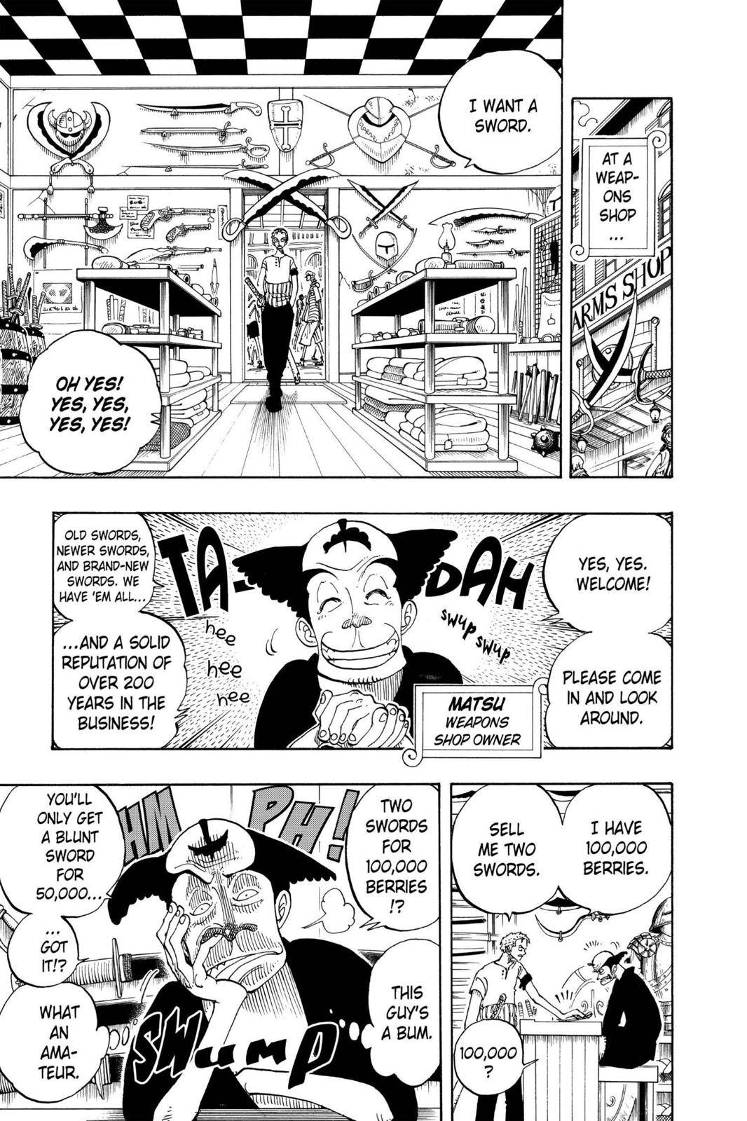One Piece Chapter 97 Page 5