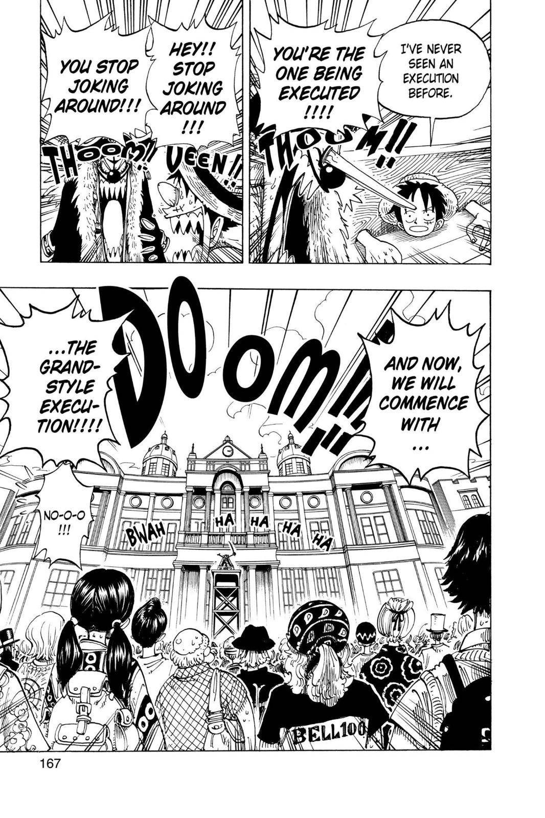 One Piece Chapter 99 Page 3