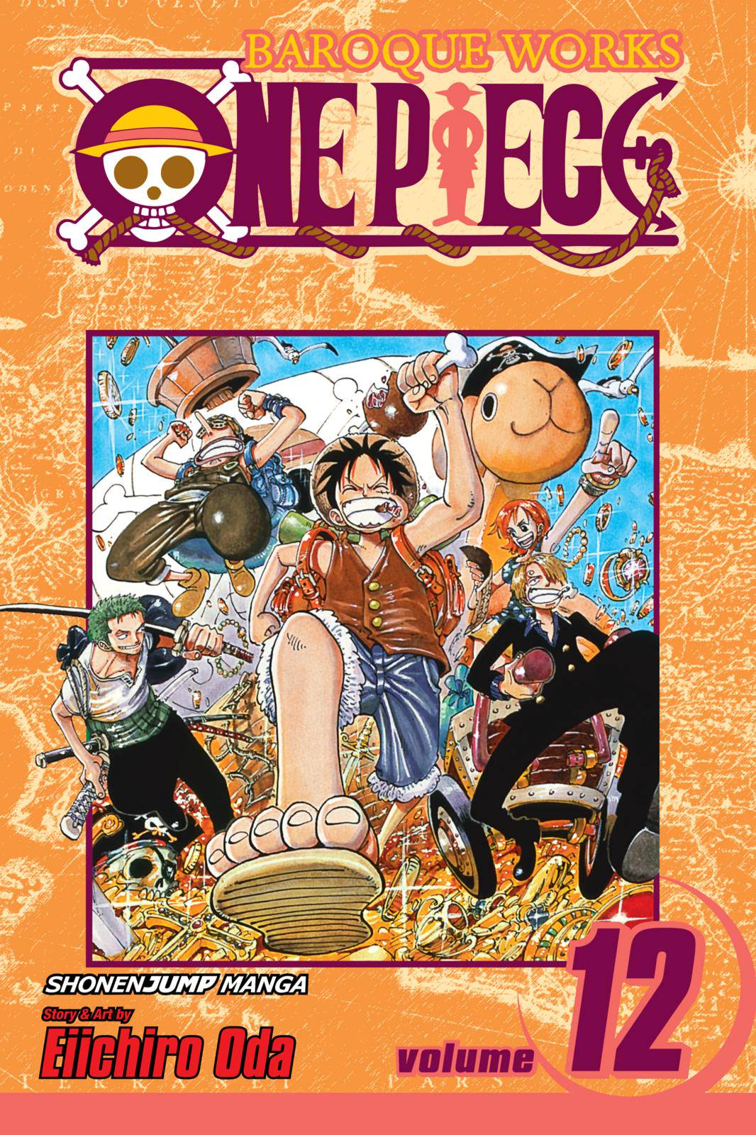 One Piece Chapter 100 Page 1